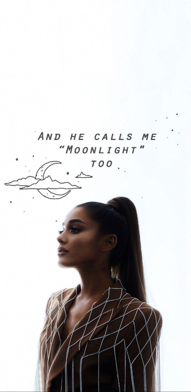 Ariana Grande 7 Rings Wallpaper