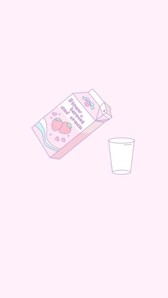 Pink Milk Wallpapers Wallpaper Cave