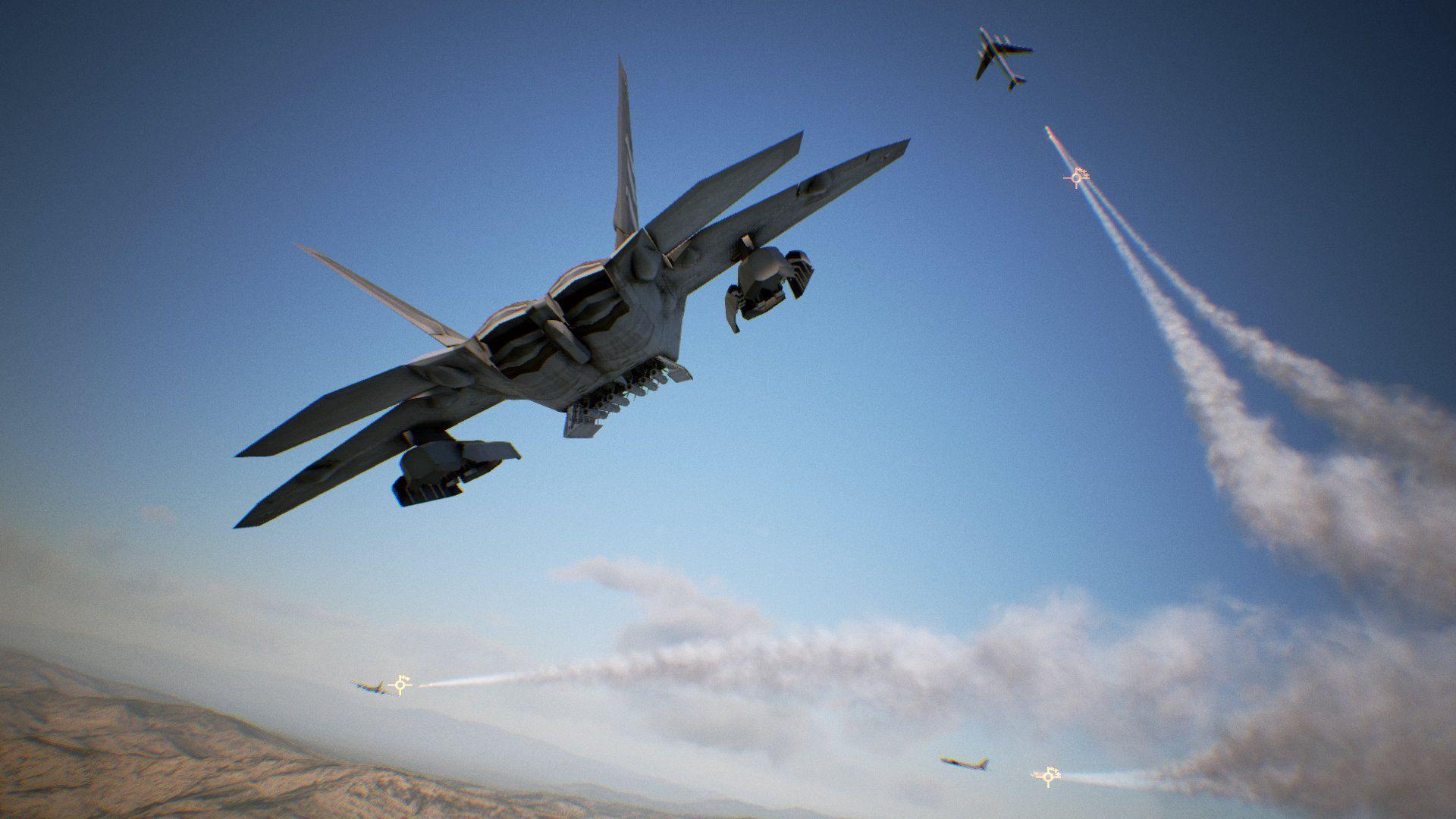 The Ace Combat Thread
