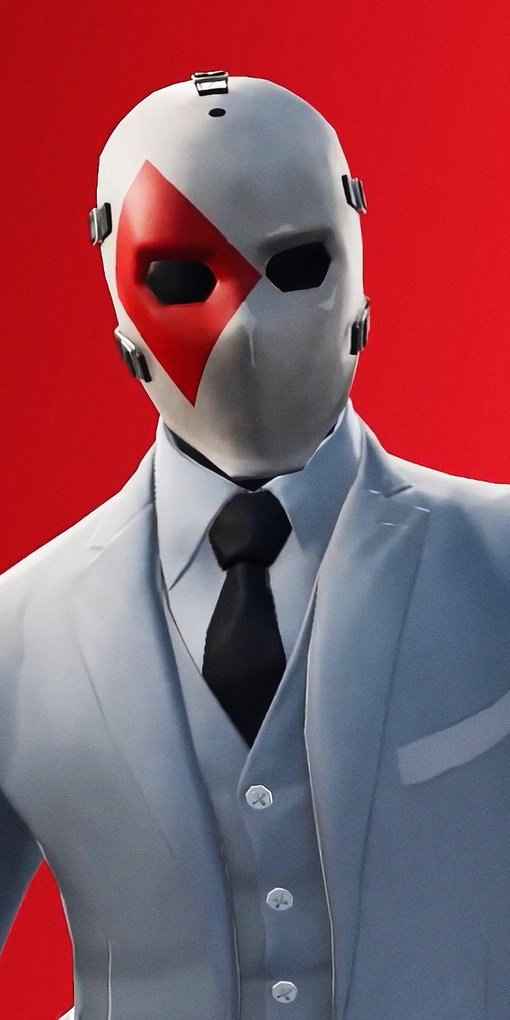Wild card, Ace of Diamonds, Fortnite Battle Royale, 1080x2160 ...