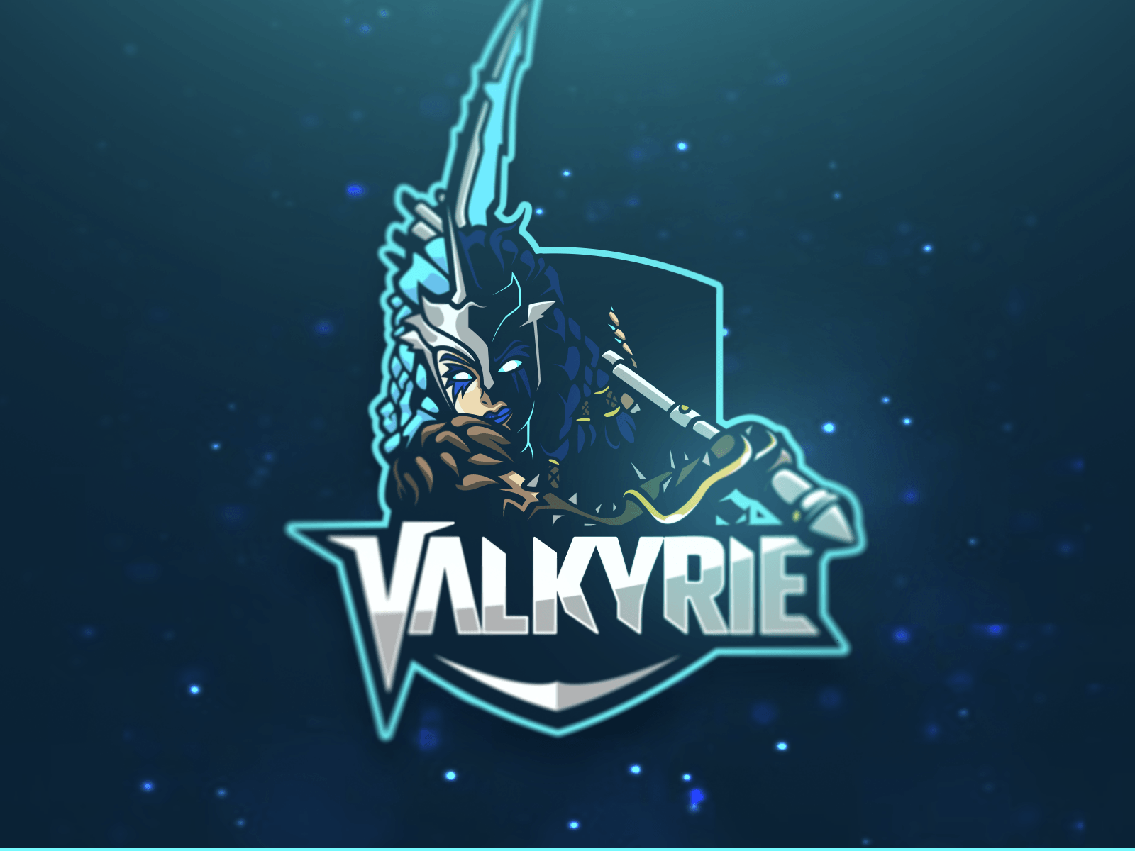 Amazing Valkyrie Fortnite Mascot Full By Didier