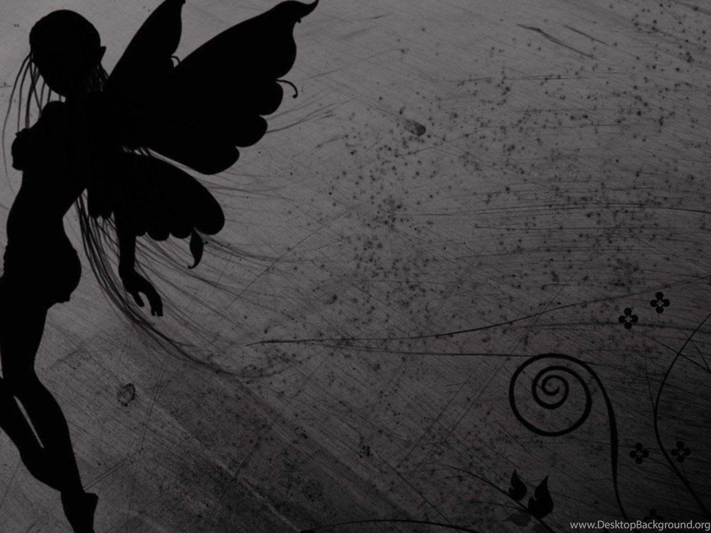Dark Fairy Wallpapers Wallpaper Cave