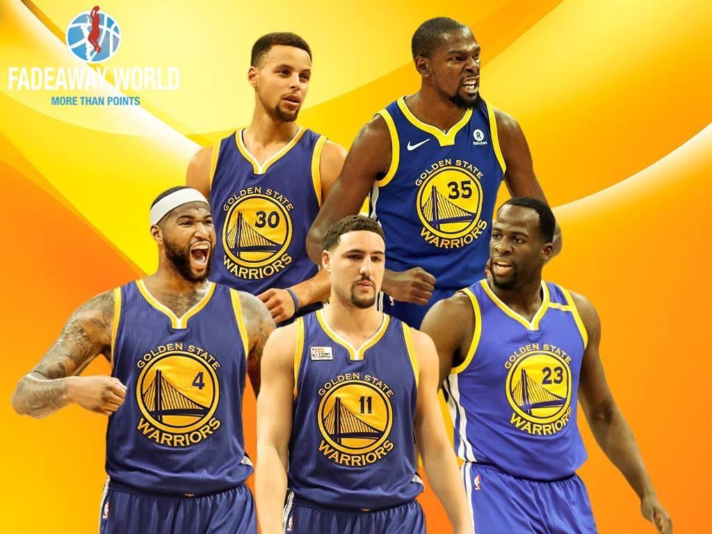 Golden State Warriors 2019 Wallpapers