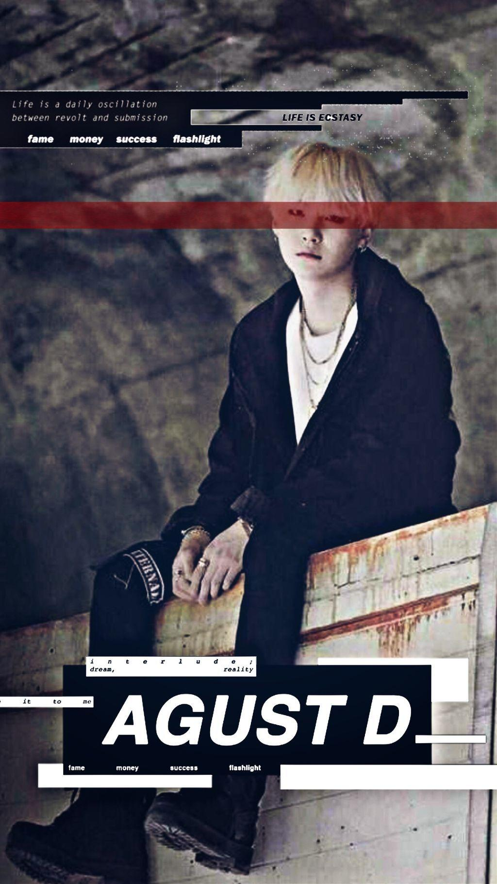 Bts Suga And Agust D Wallpapers Wallpaper Cave