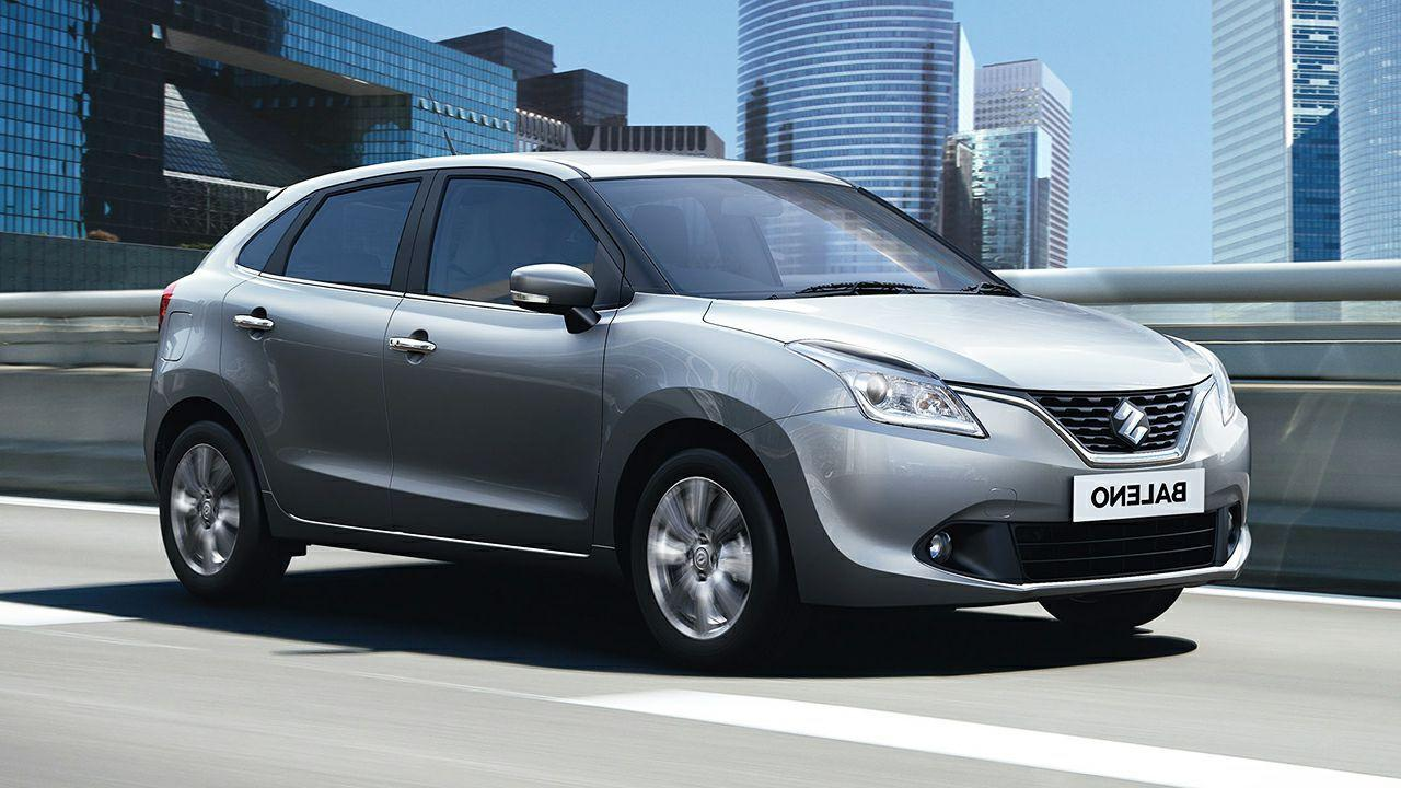 2017 Suzuki Baleno | HD Car Pictures Wallpapers
