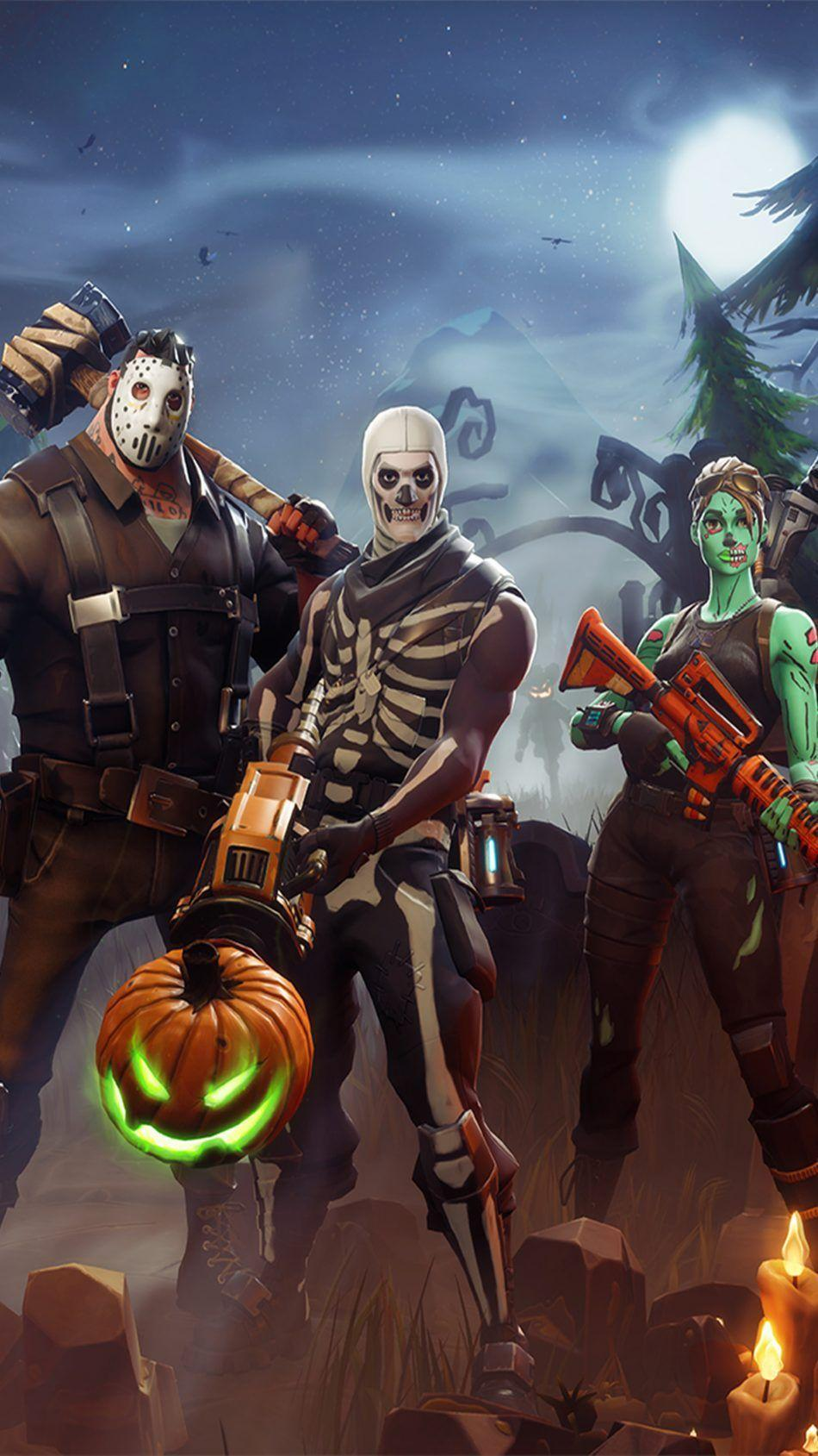 Halloween In Fortnite Battle Royale