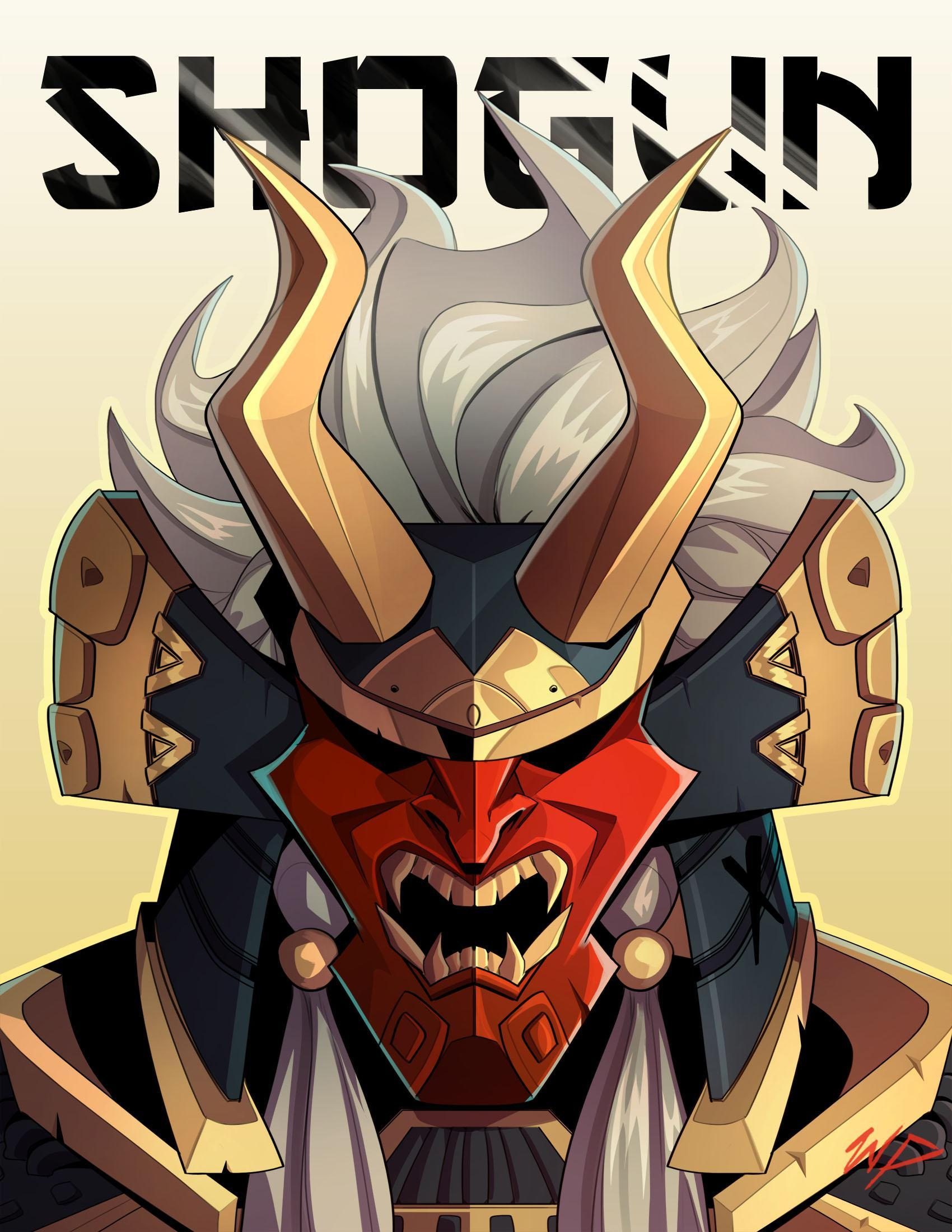 Shogun Fan art : FortNiteBR