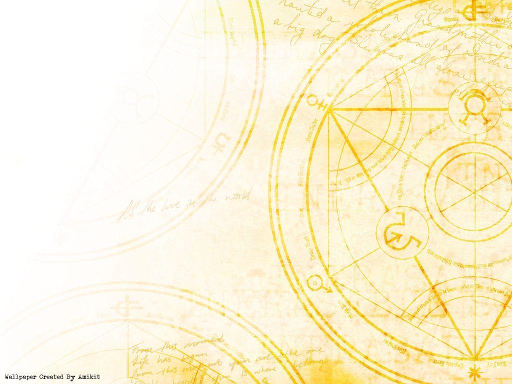 Transmutation Circle Wallpapers - Wallpaper Cave