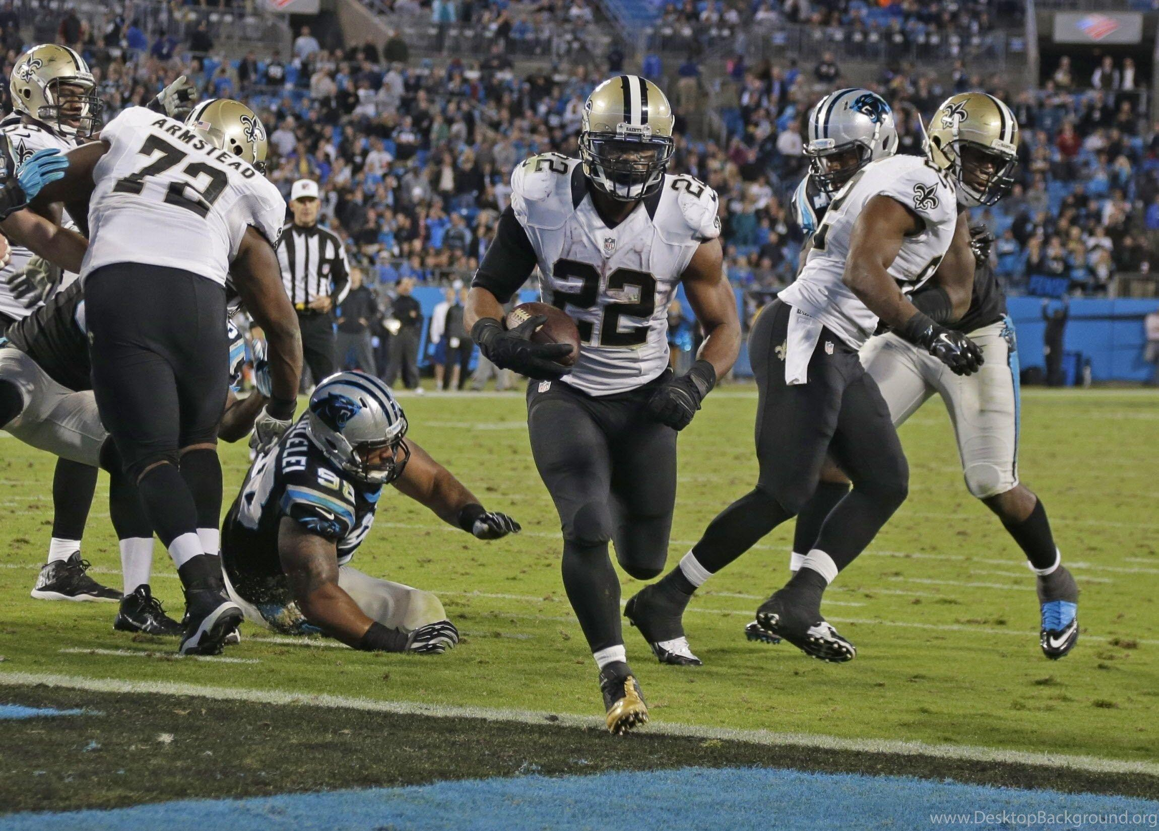 Mark Ingram Up For FedEx Ground Player Of The Week Award Again
