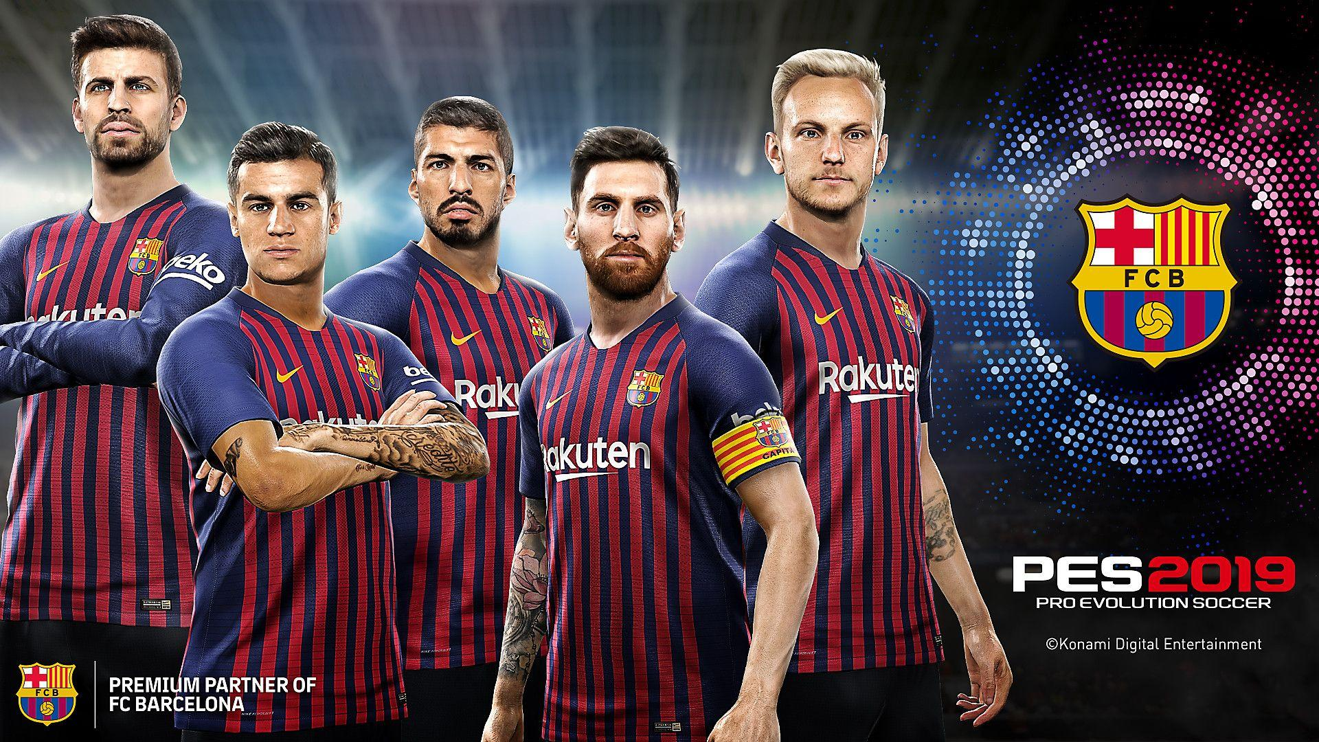 Soccer Wallpapers Backgrounds Pro: FCB 2019 Wallpapers
