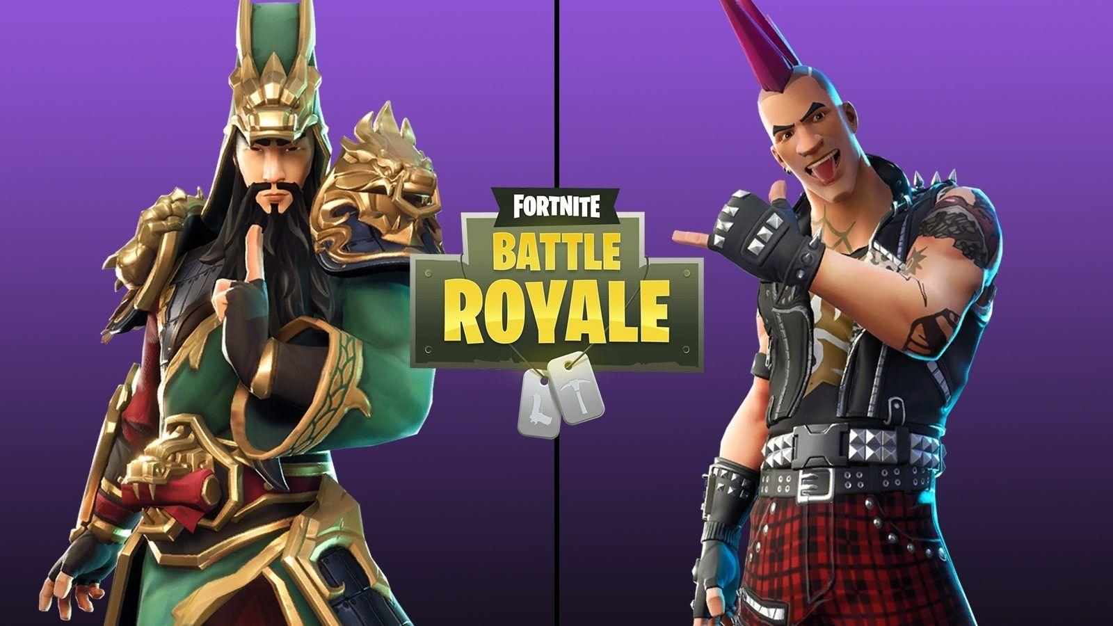 These leaked Fortnite skins still haven't been added to the game ...