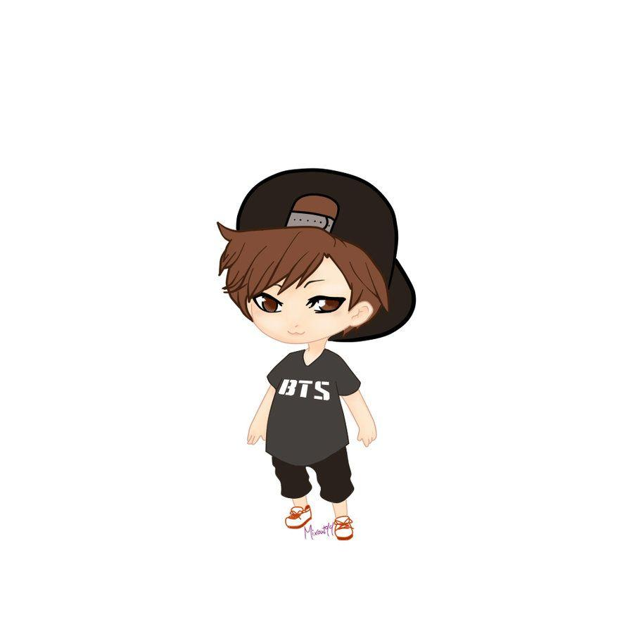 Image of Suga Chibi Wallpapers