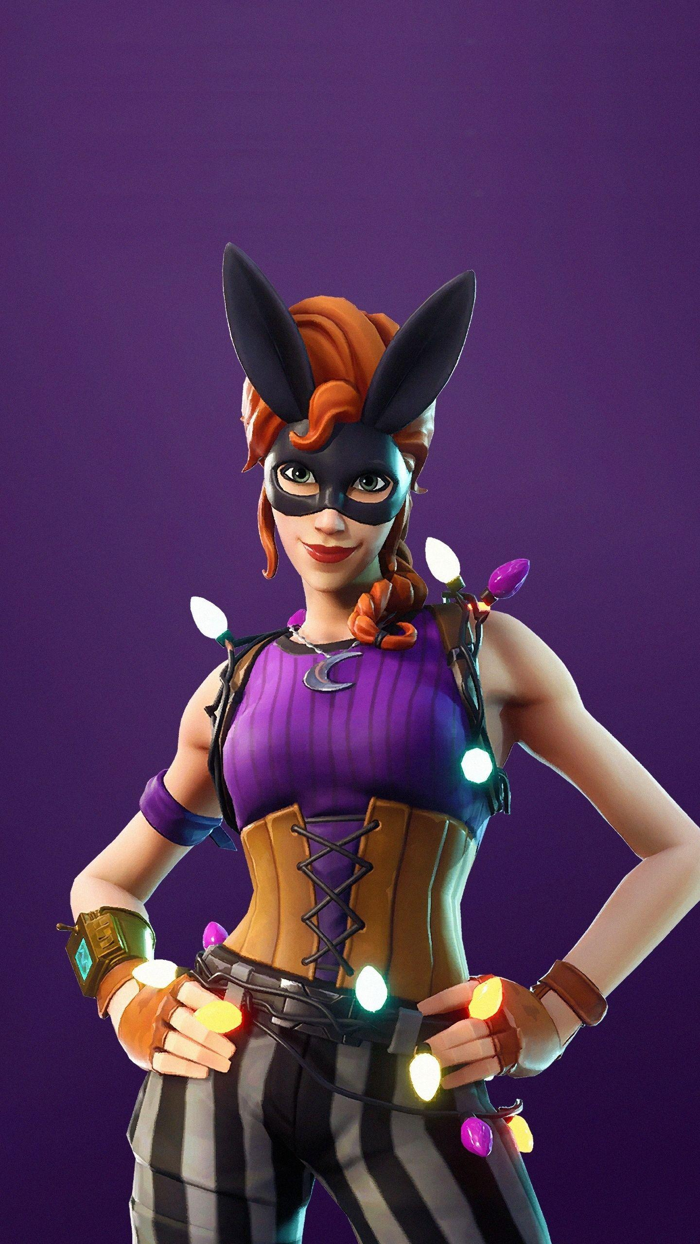 Bunnymoon, Fortnite Battle Royale, 2018, 1440x2560 wallpaper ...