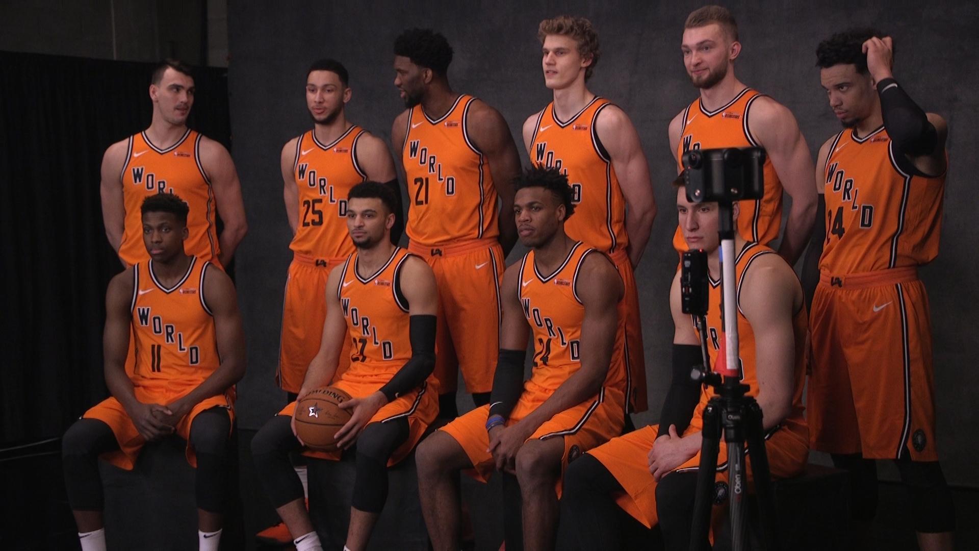 Nba Nike Wallpapers 2019: NBA All-Star 2019 Wallpapers