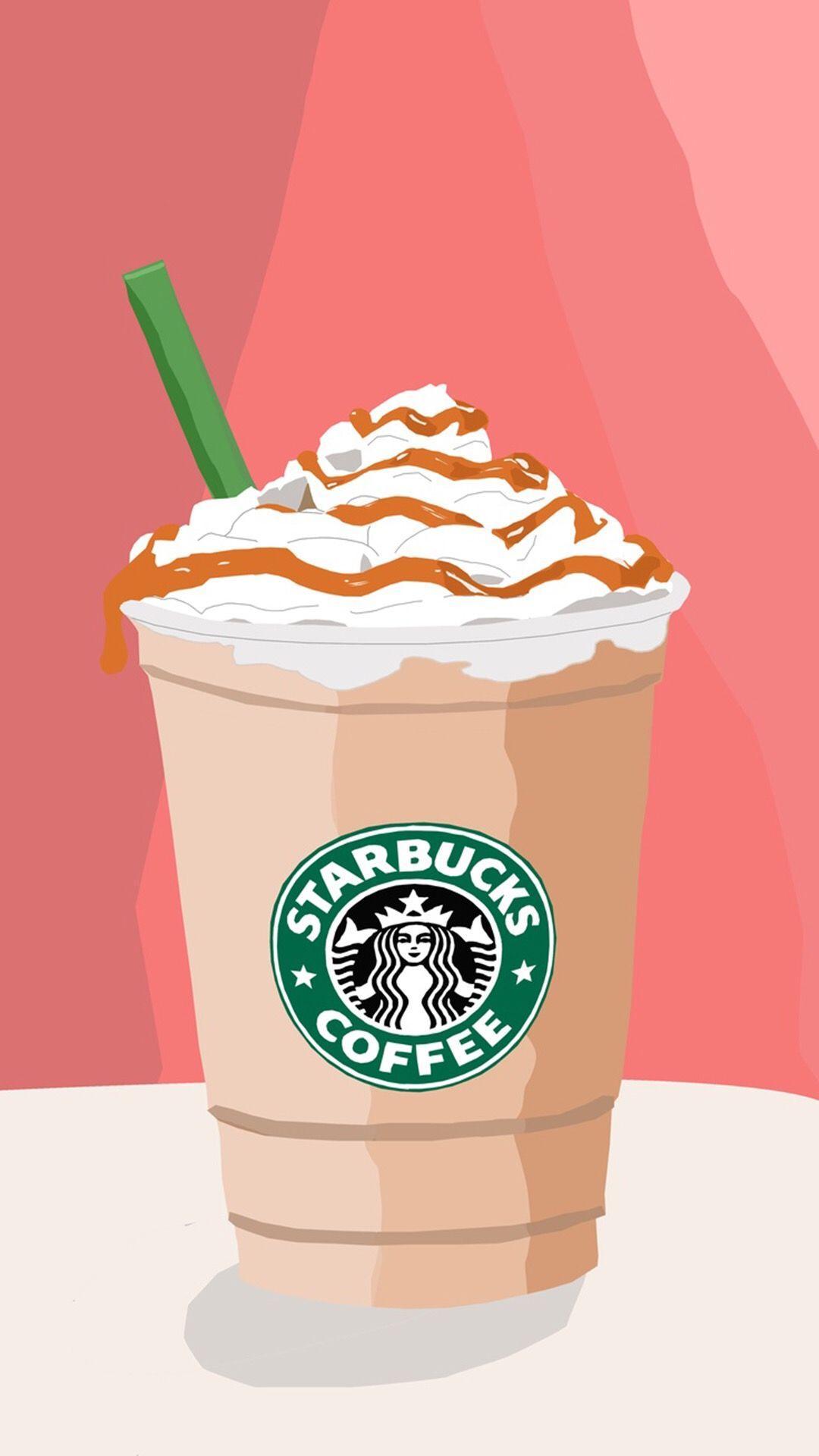 Starbucks Drinks Wallpapers Wallpaper Cave