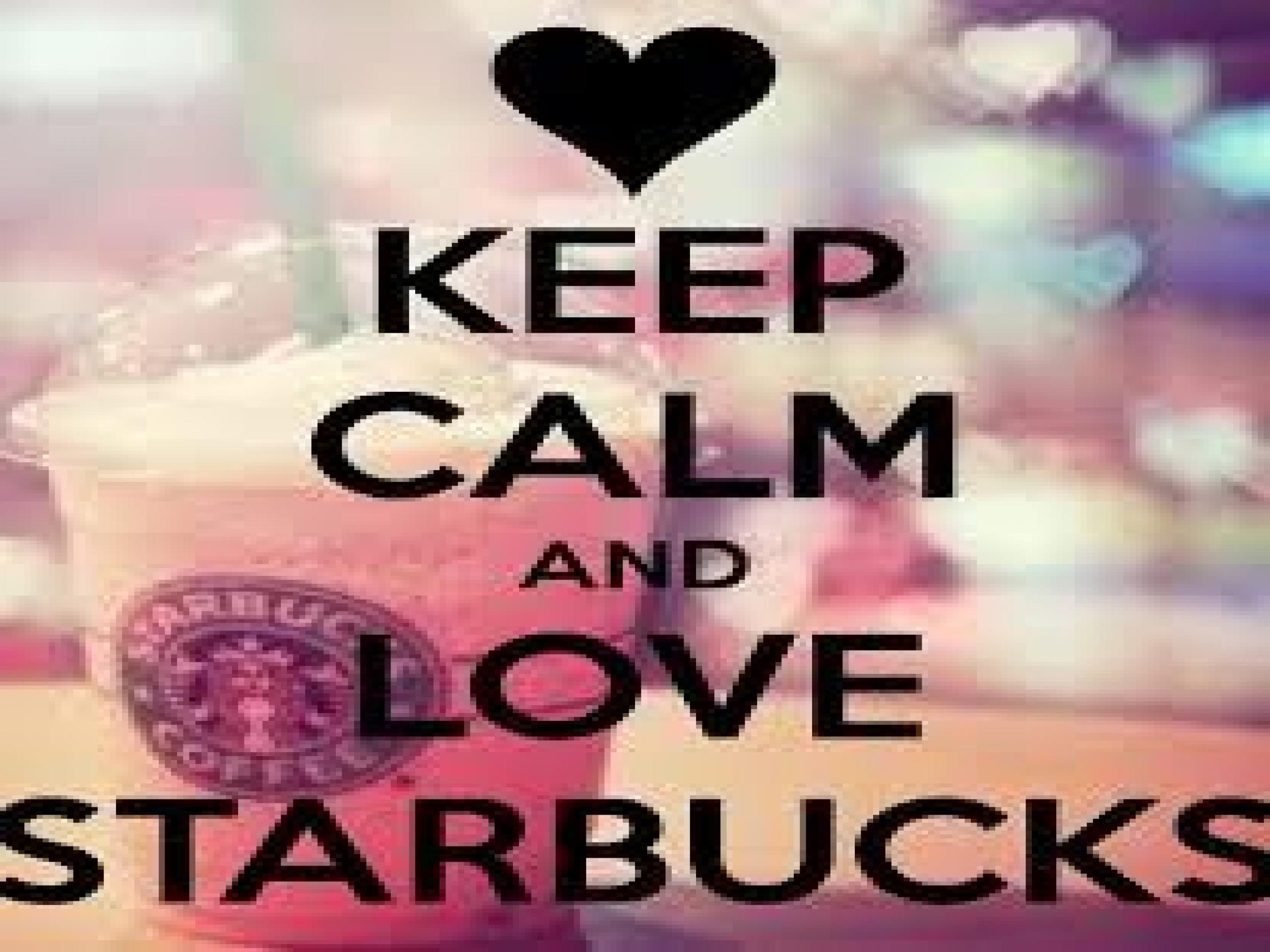 Starbucks Drinks Wallpapers - Wallpaper