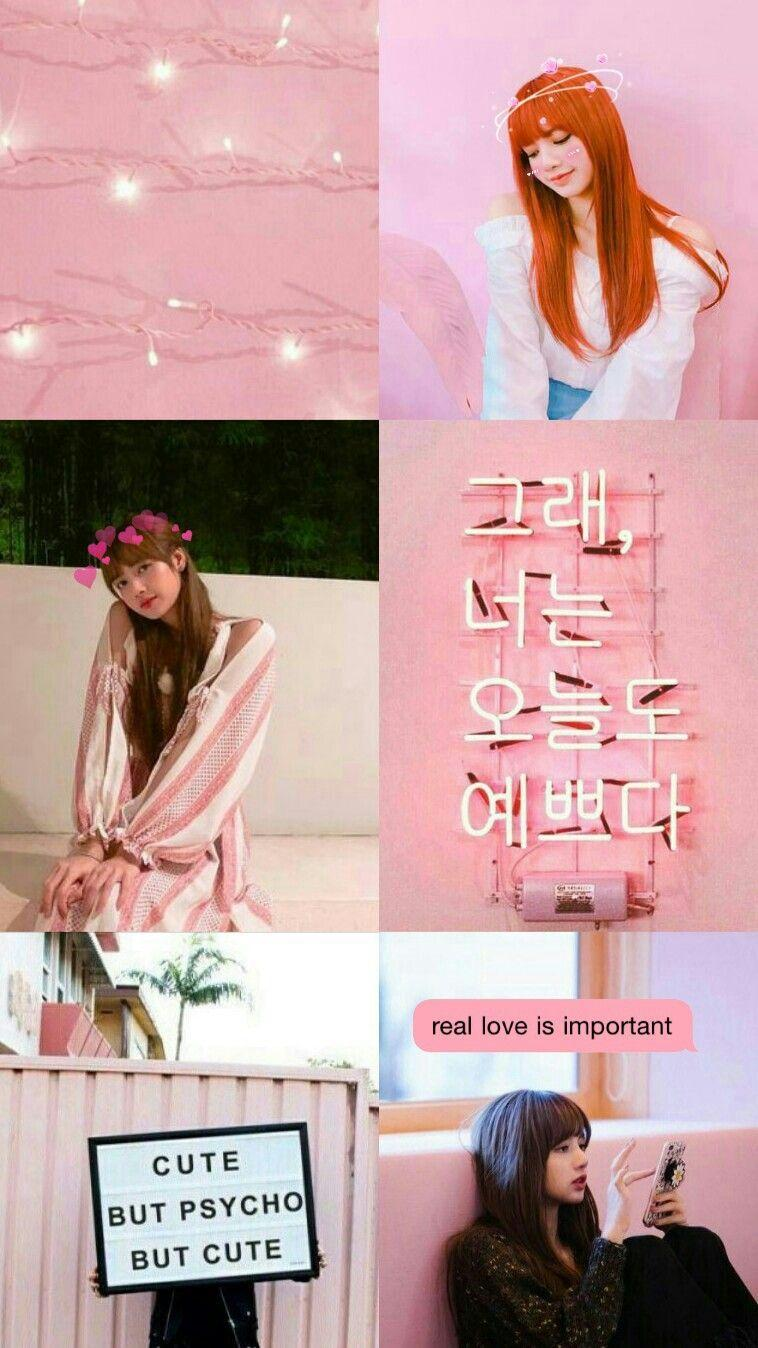 Blackpink Aesthetic Wallpapers Wallpaper Cave