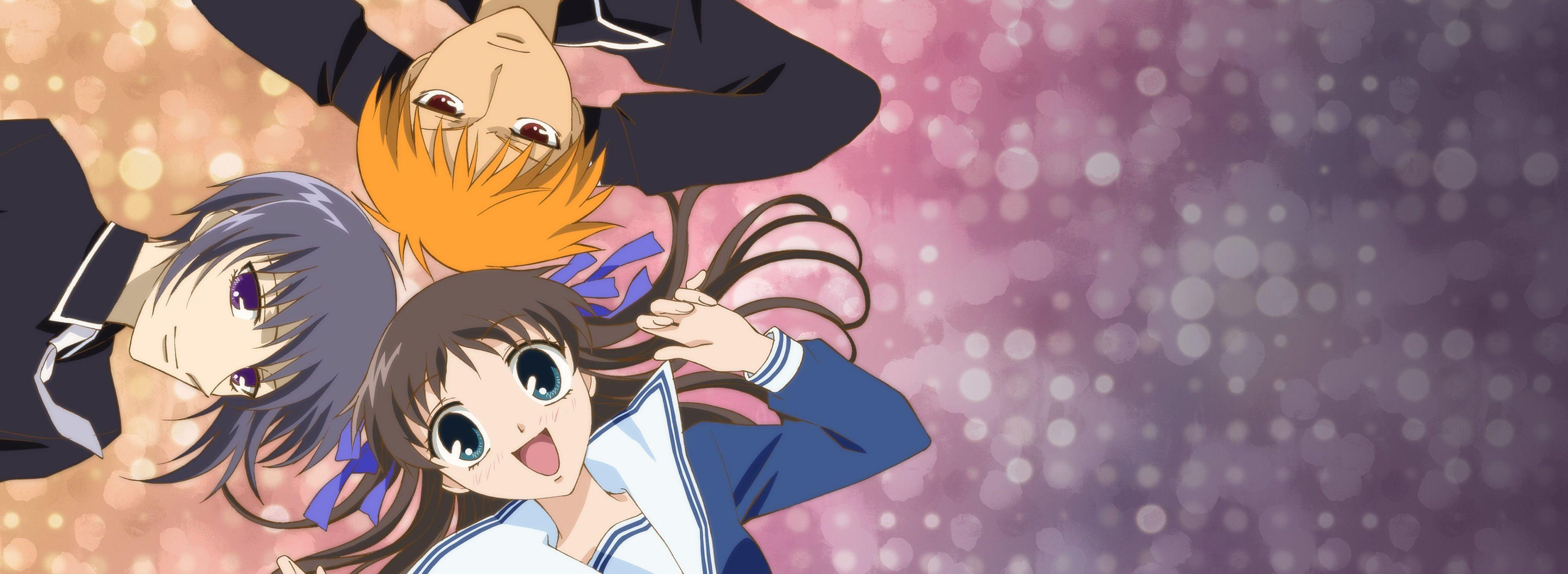 Anime Fruits Basket Wallpapers - Wallpaper Cave