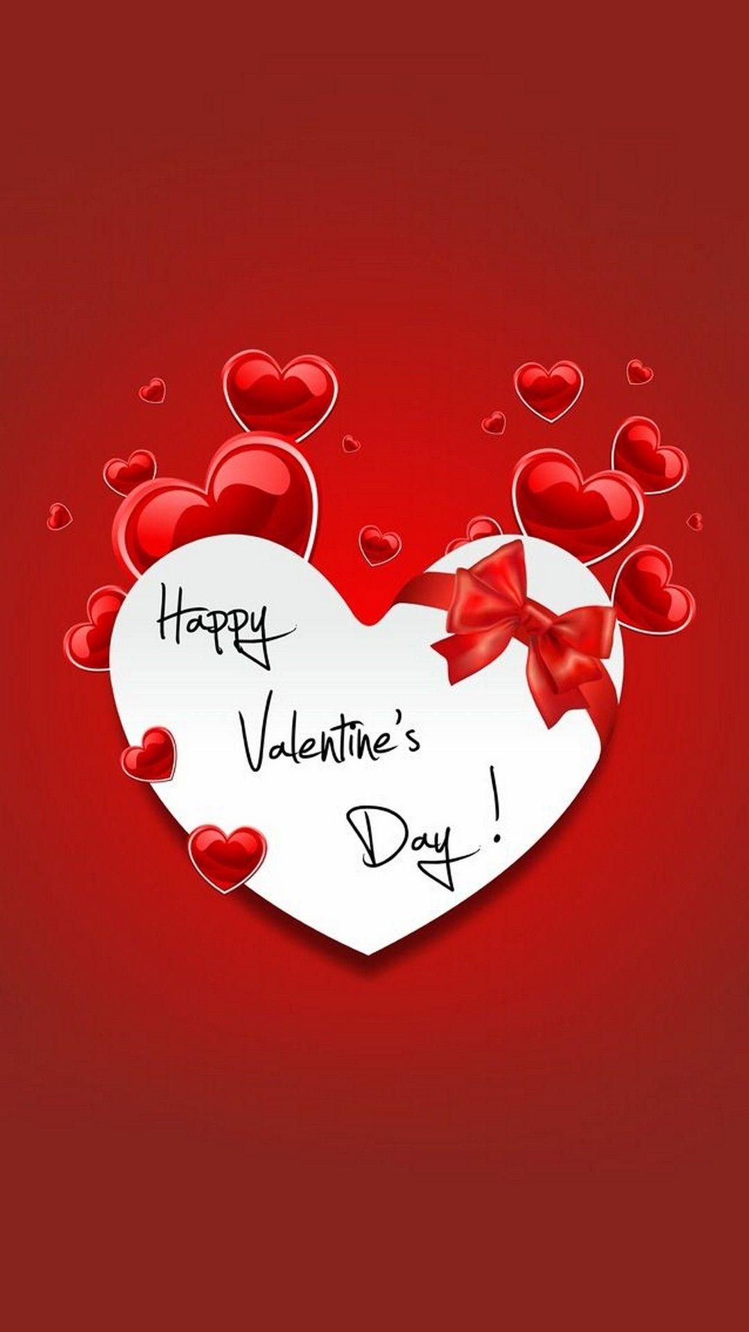 Happy Valentine Day iPhone Wallpaper | 2019 3D iPhone Wallpaper