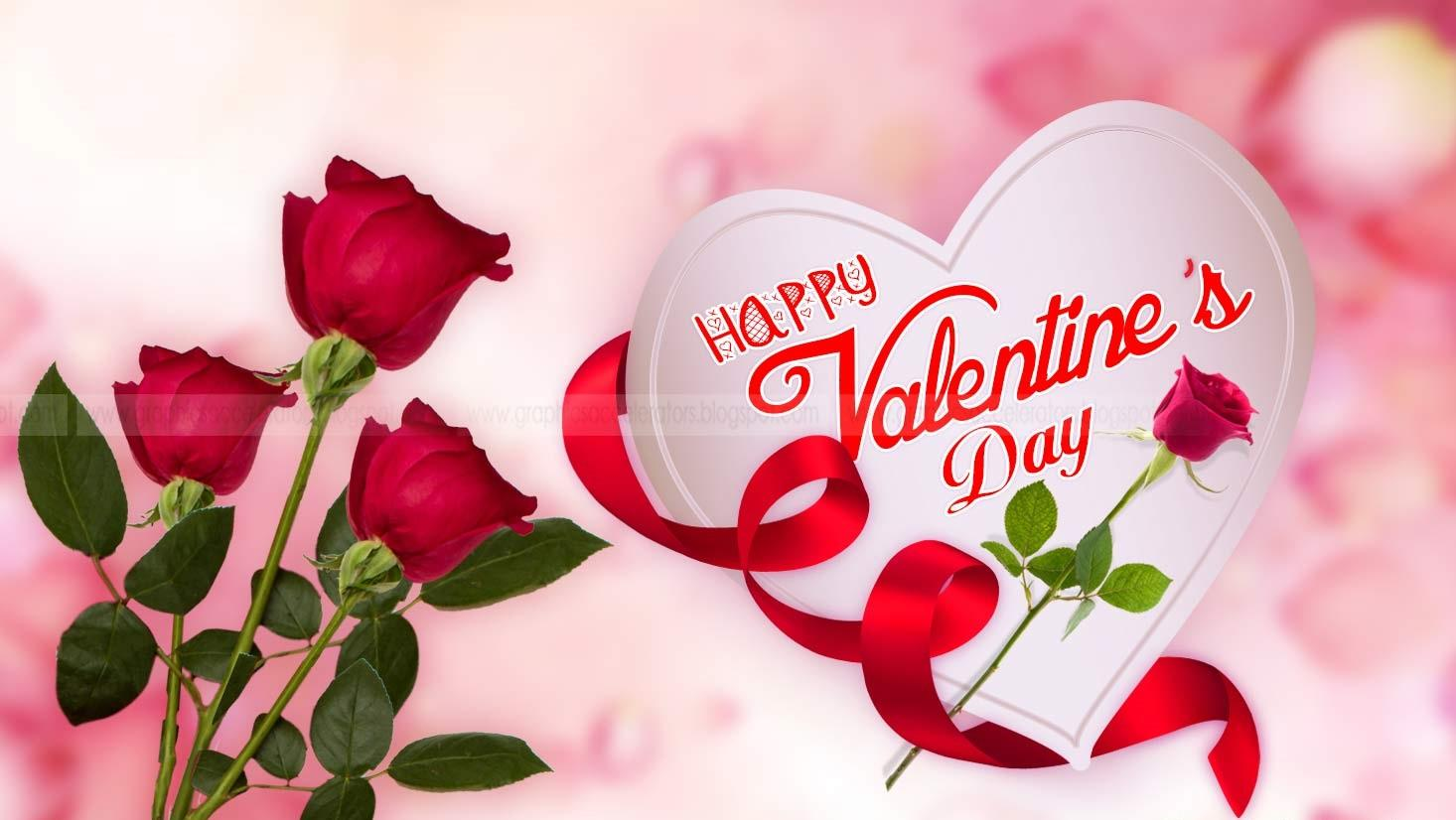 50 Best Happy Valentines Day Wishes, Images For Whatsapp & Facebook ...