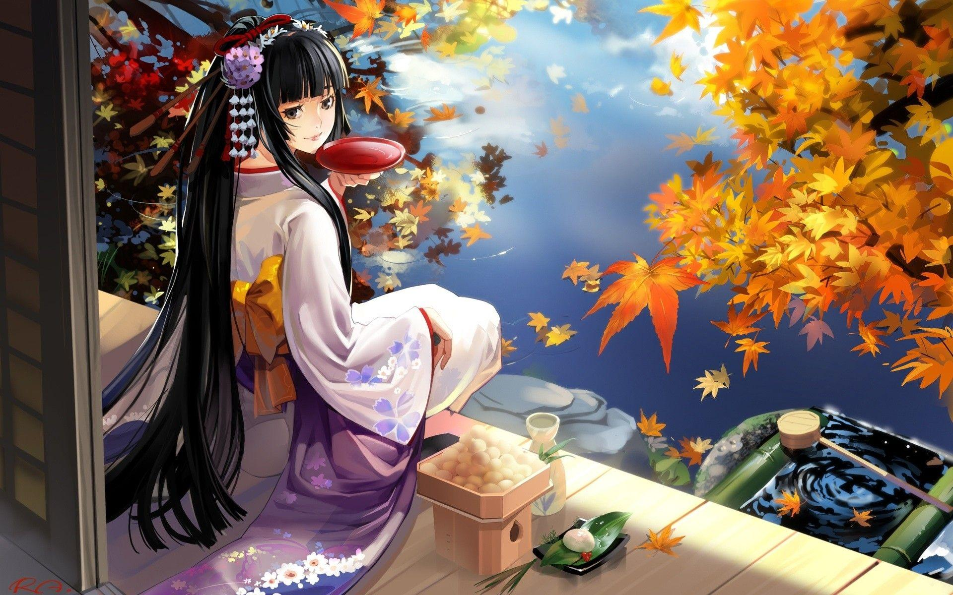 Japanese Animes Wallpapers - Wallpaper Cave