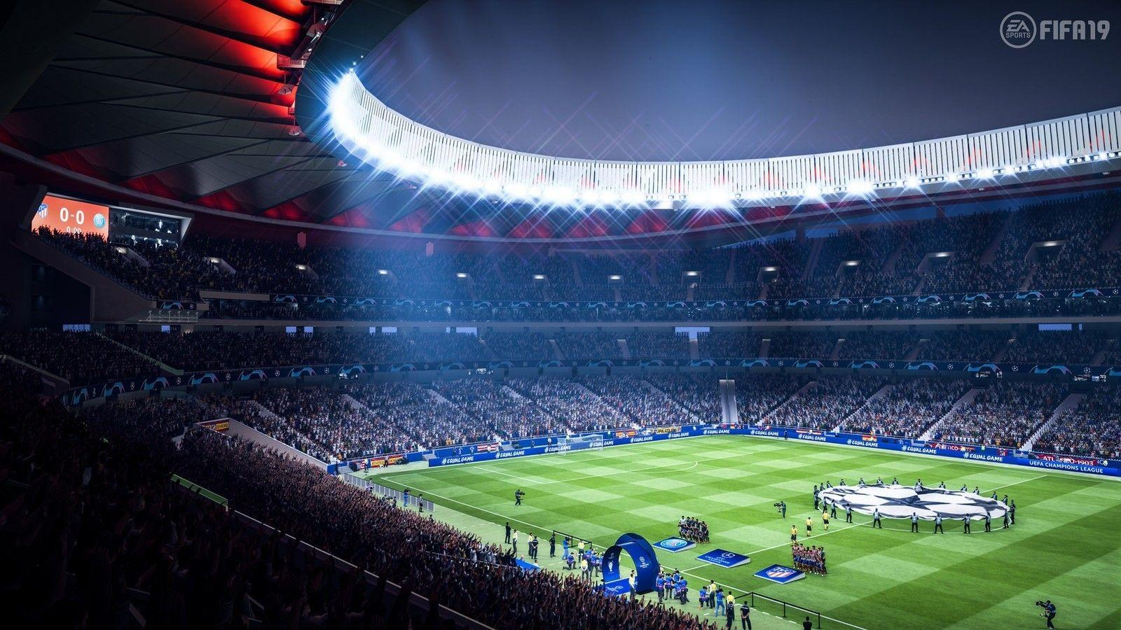 FIFA 19 vs. Pro Evolution Soccer 2019: Which is the better game ...