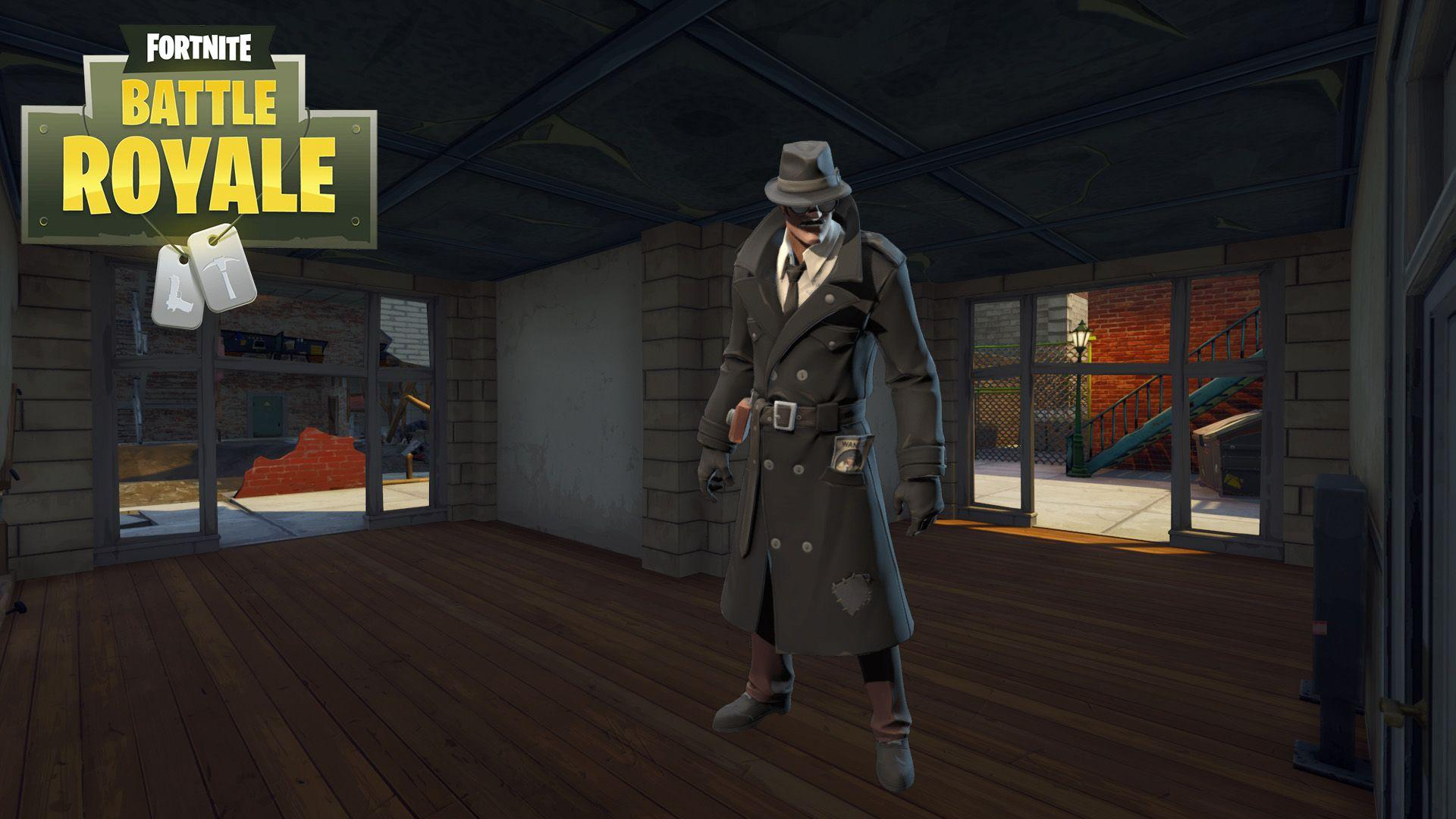 Noir Fortnite Outfit Skin How to Get + News | Fortnite Watch