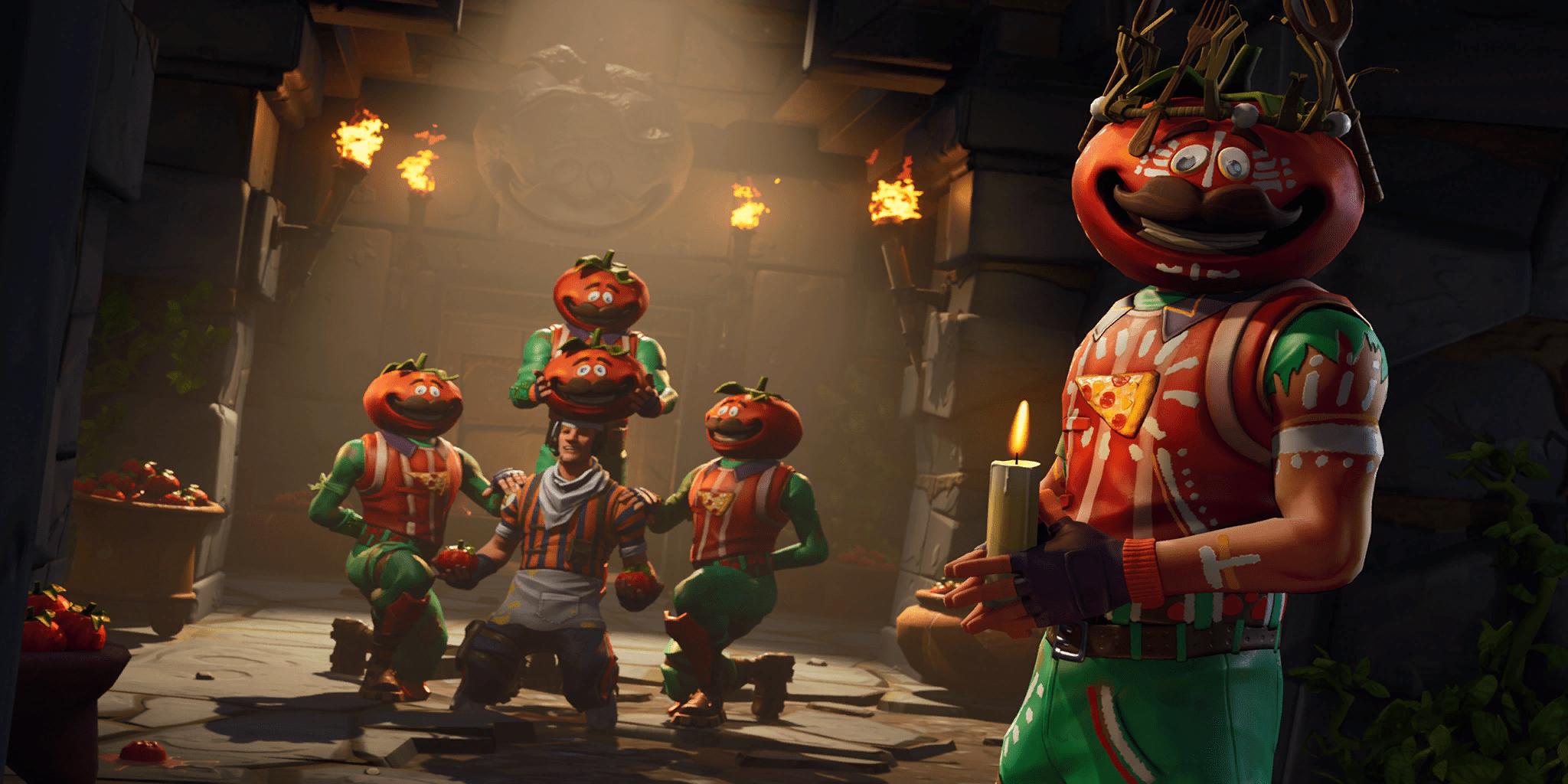 Fortnite TomatoHead | Outfits - Fortnite Skins
