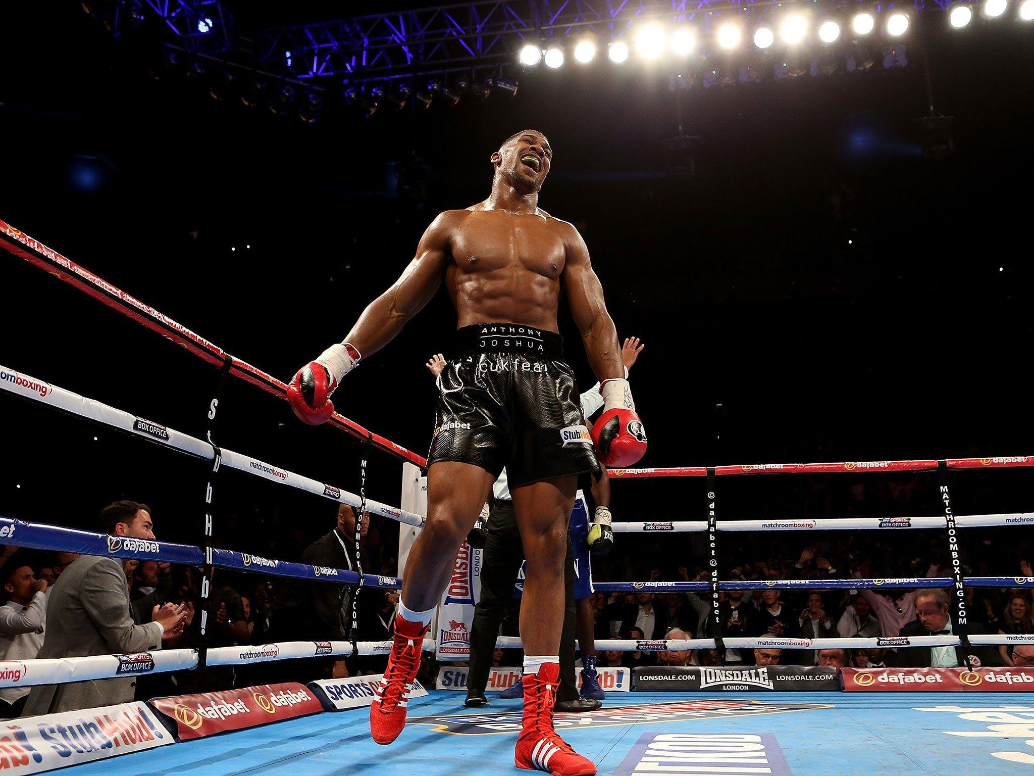 Anthony Joshua Wallpapers Wallpaper Cave