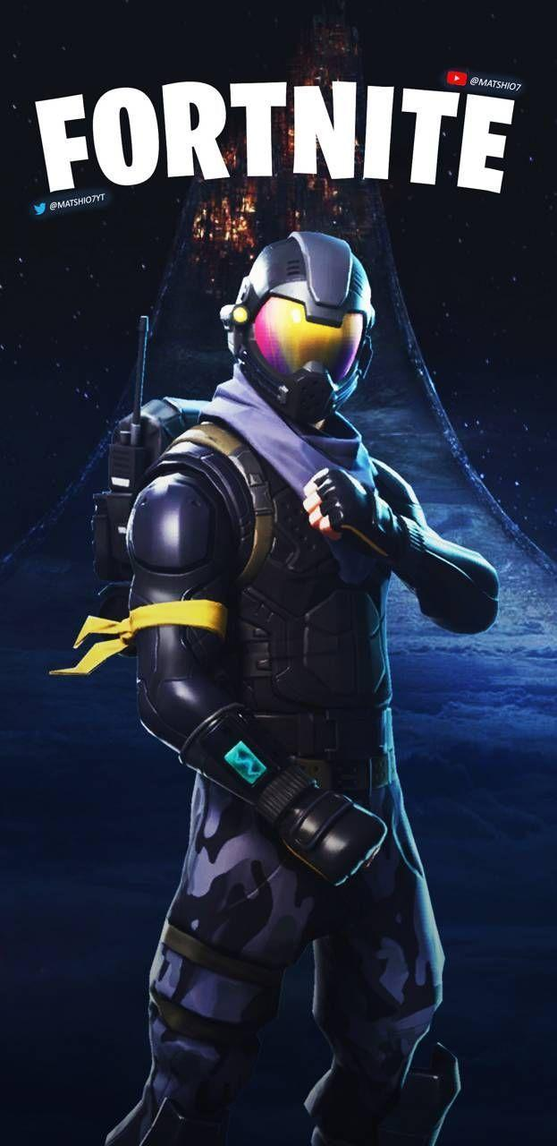Go Rogue Fortnite Wallpapers