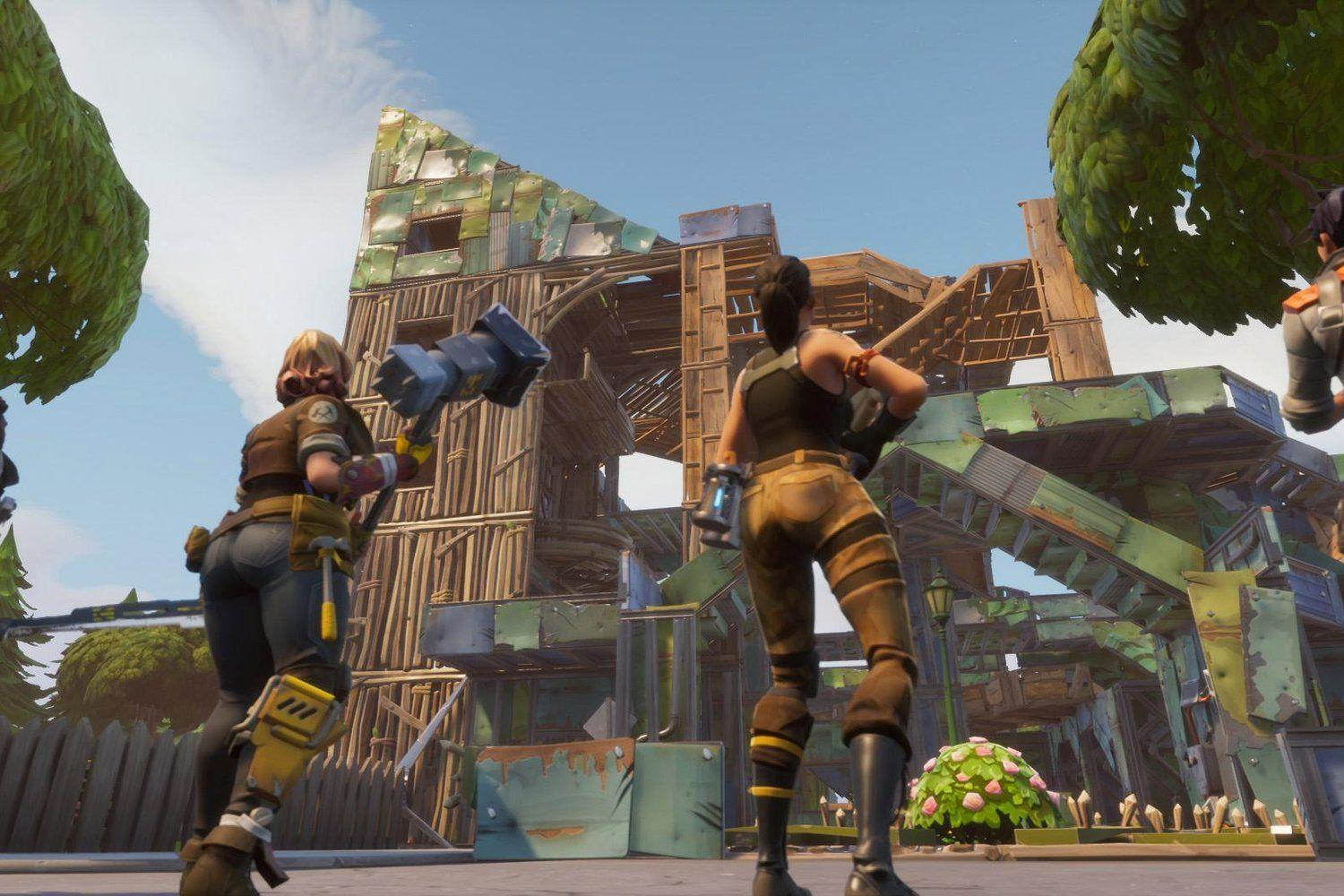 Fortnite players: The 10 types of players we all know