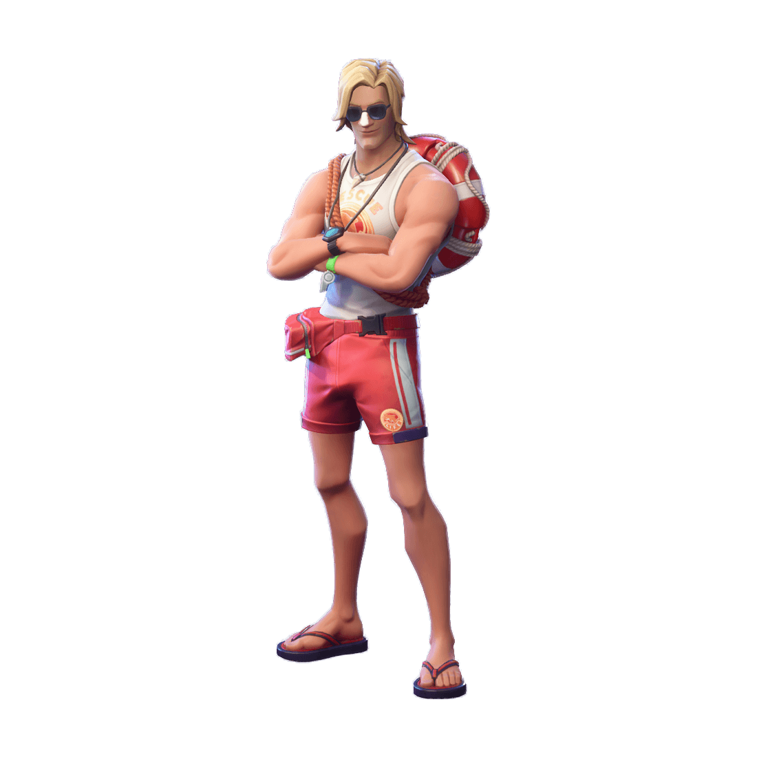 Fortnite Sun Tan Specialist