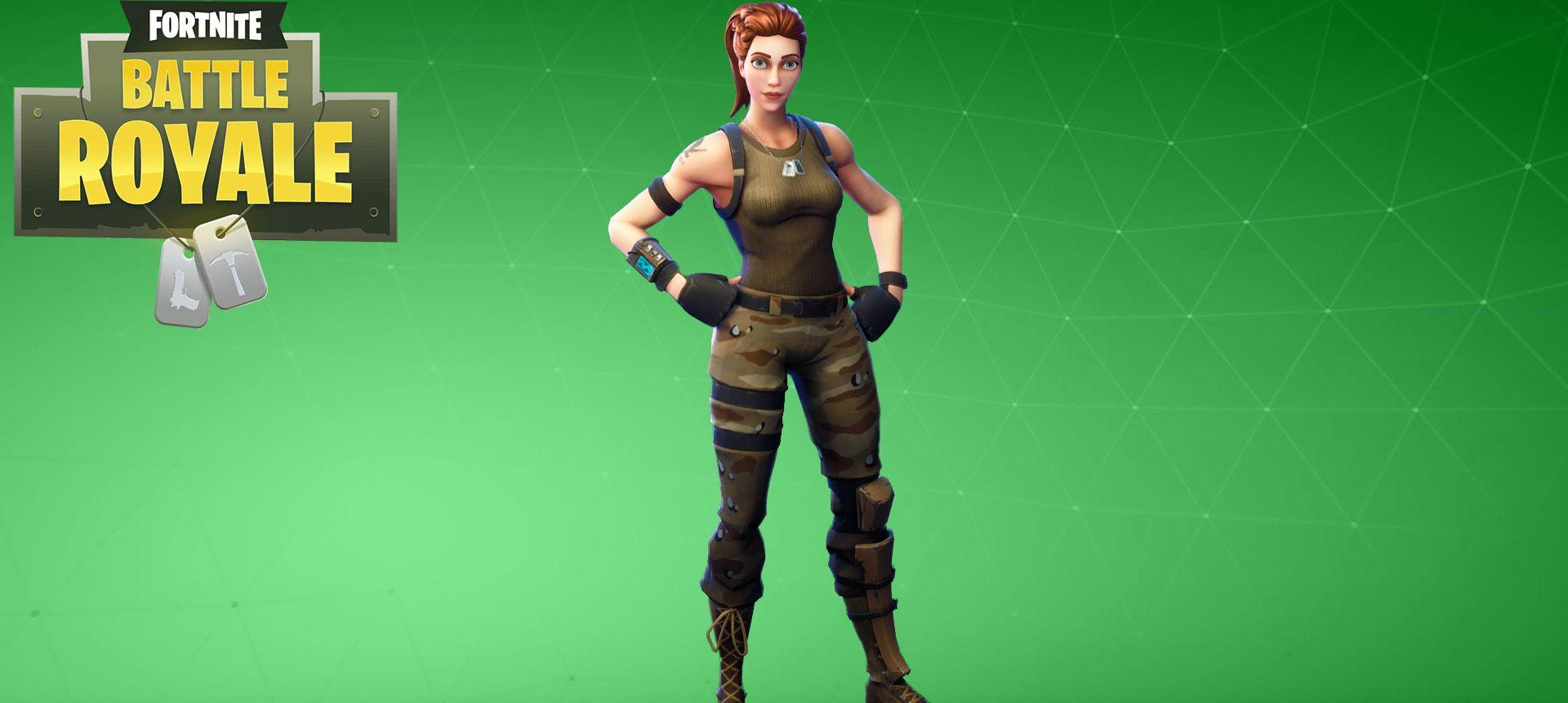 Tower Recon Specialist Fortnite Outfit Skin How to Get