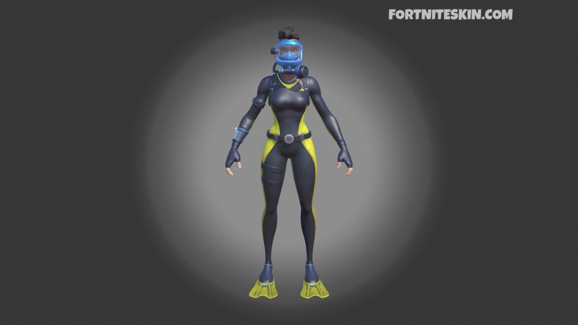 3D models tagged fortnite