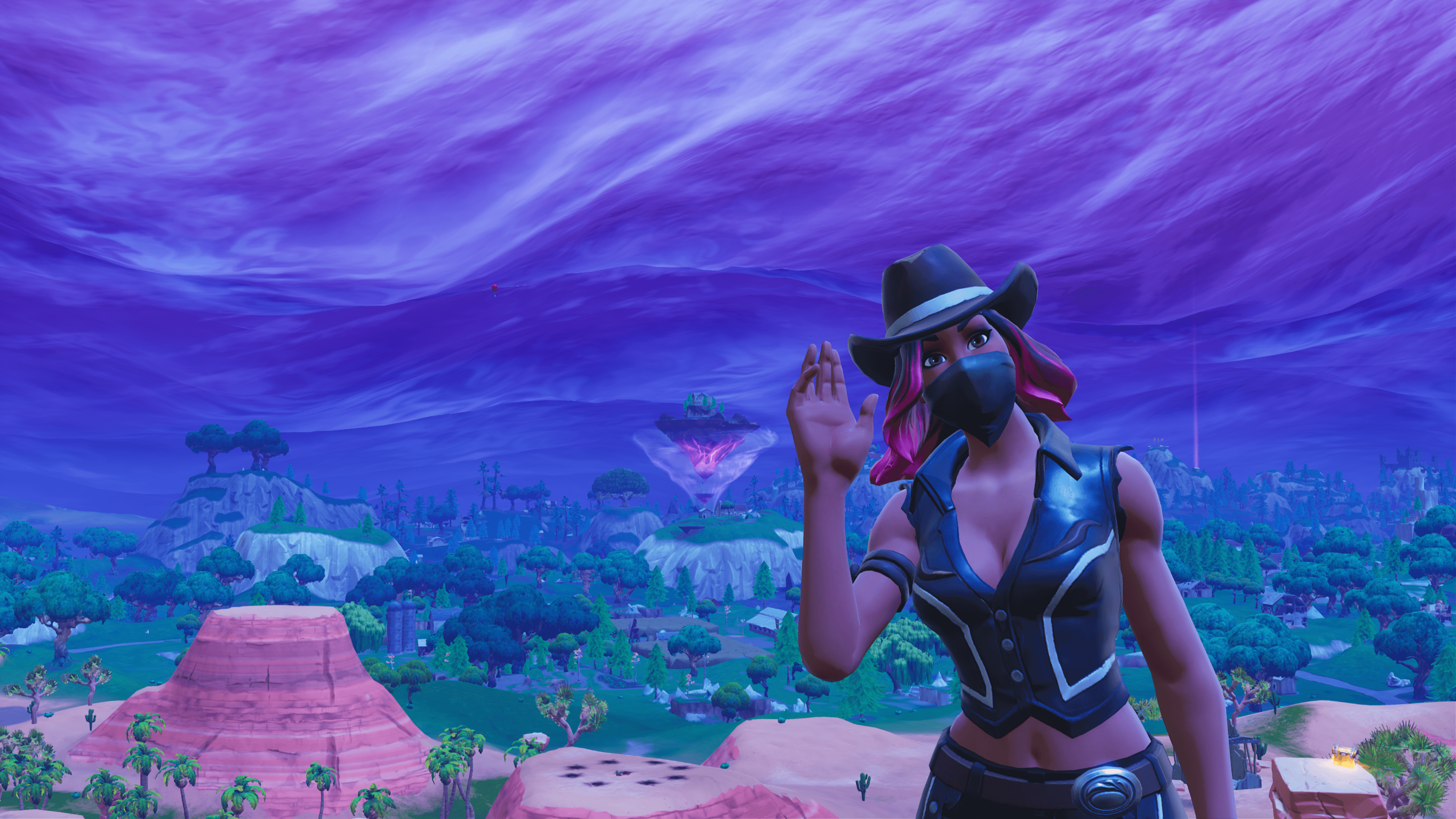 Calamity | Fortnite 4k Ultra HD Wallpaper | Background Image ...