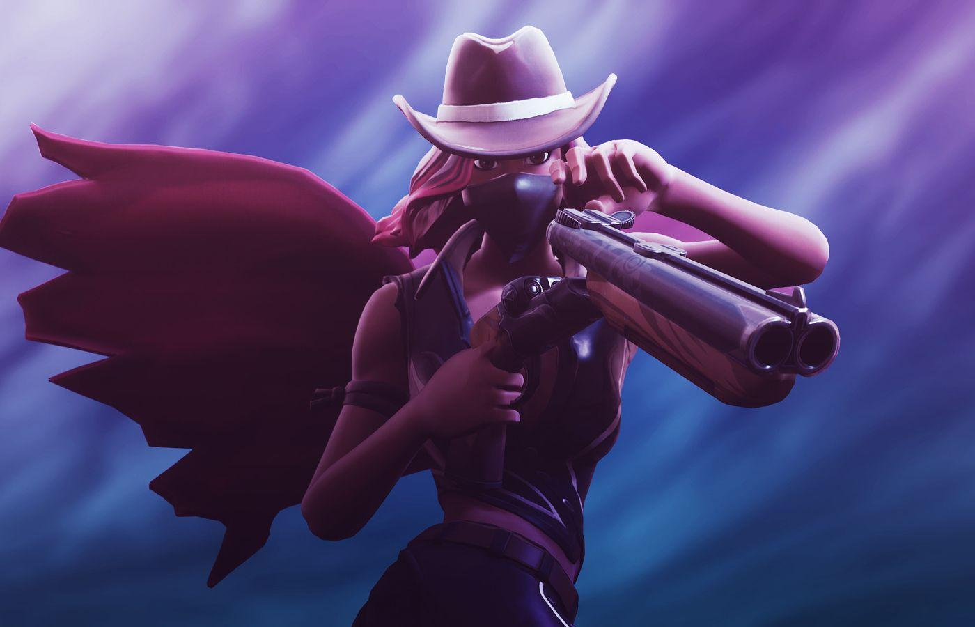 1400x900 Calamity Fortnite Season 6 4K 2018 1400x900 Resolution HD ...