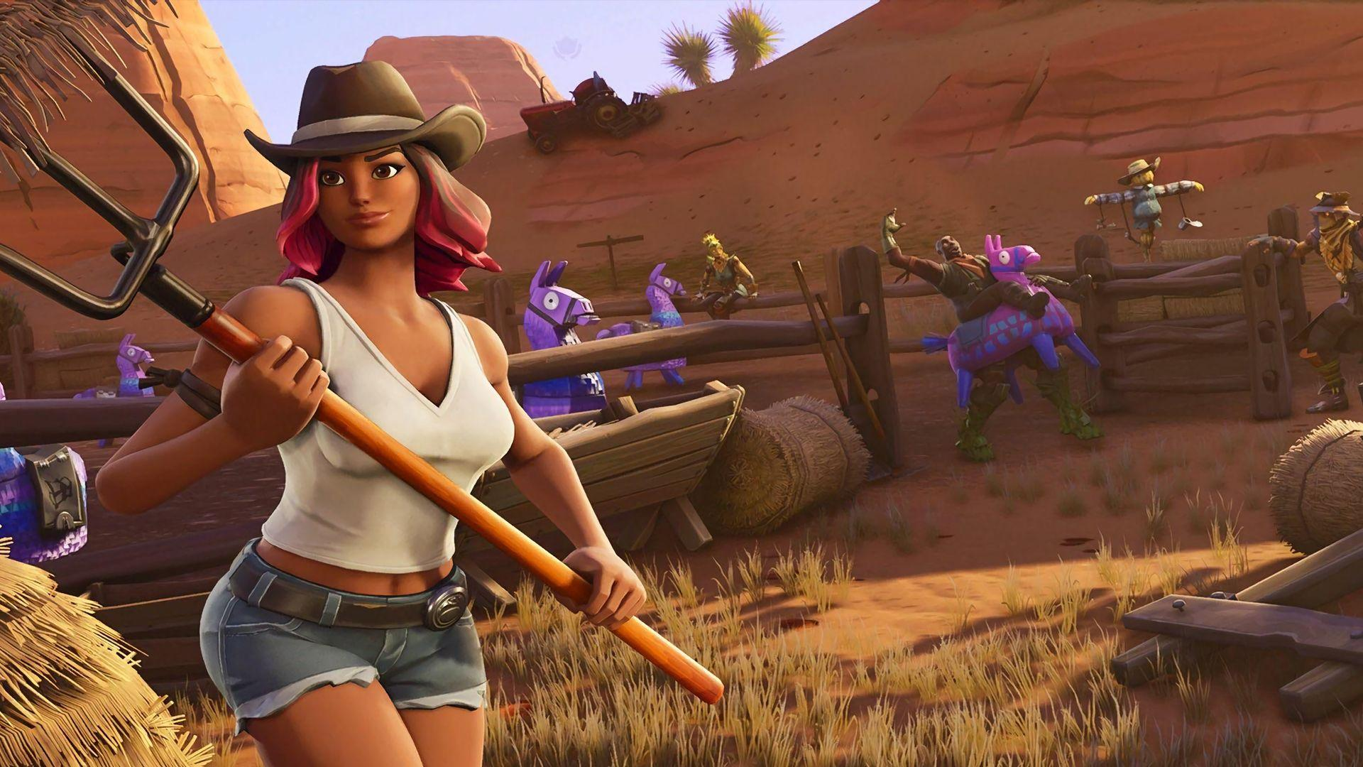 Calamity Skin - Fortnite Cosmetic - Pro Game Guides