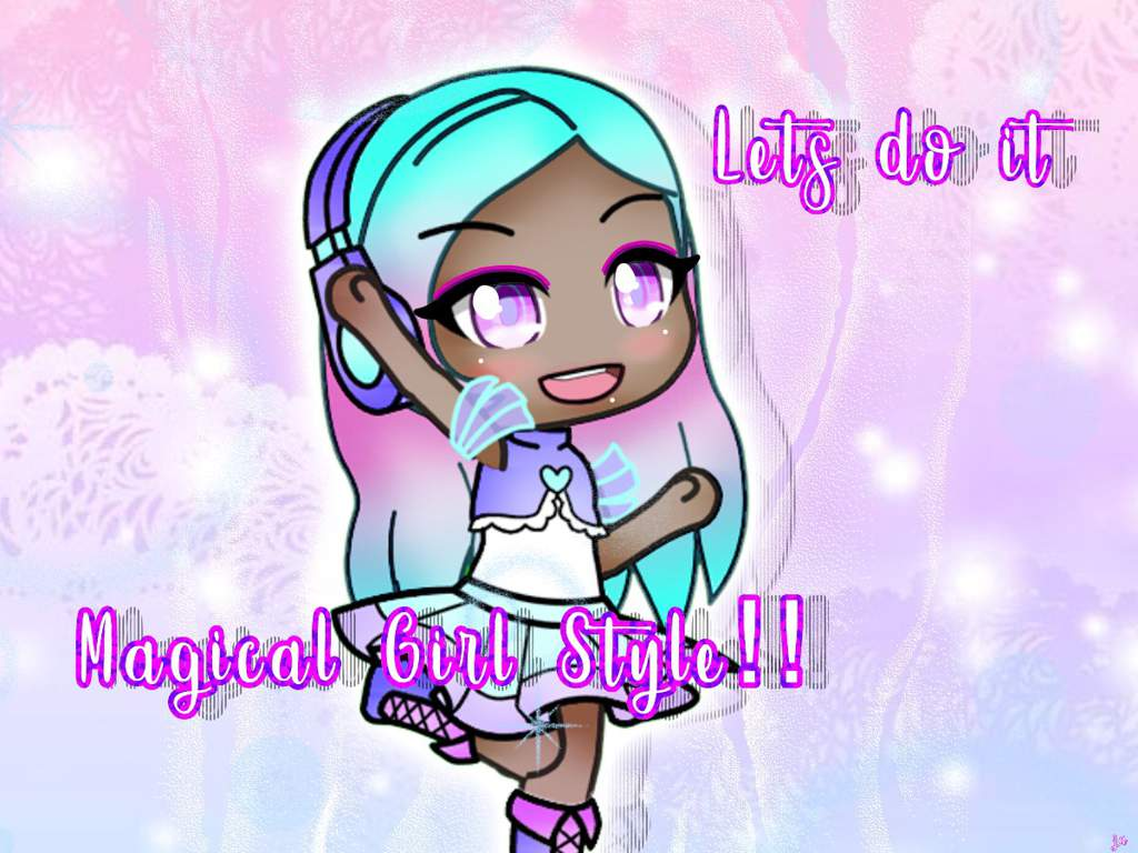 Lilia's Magical Girl Style Edit!