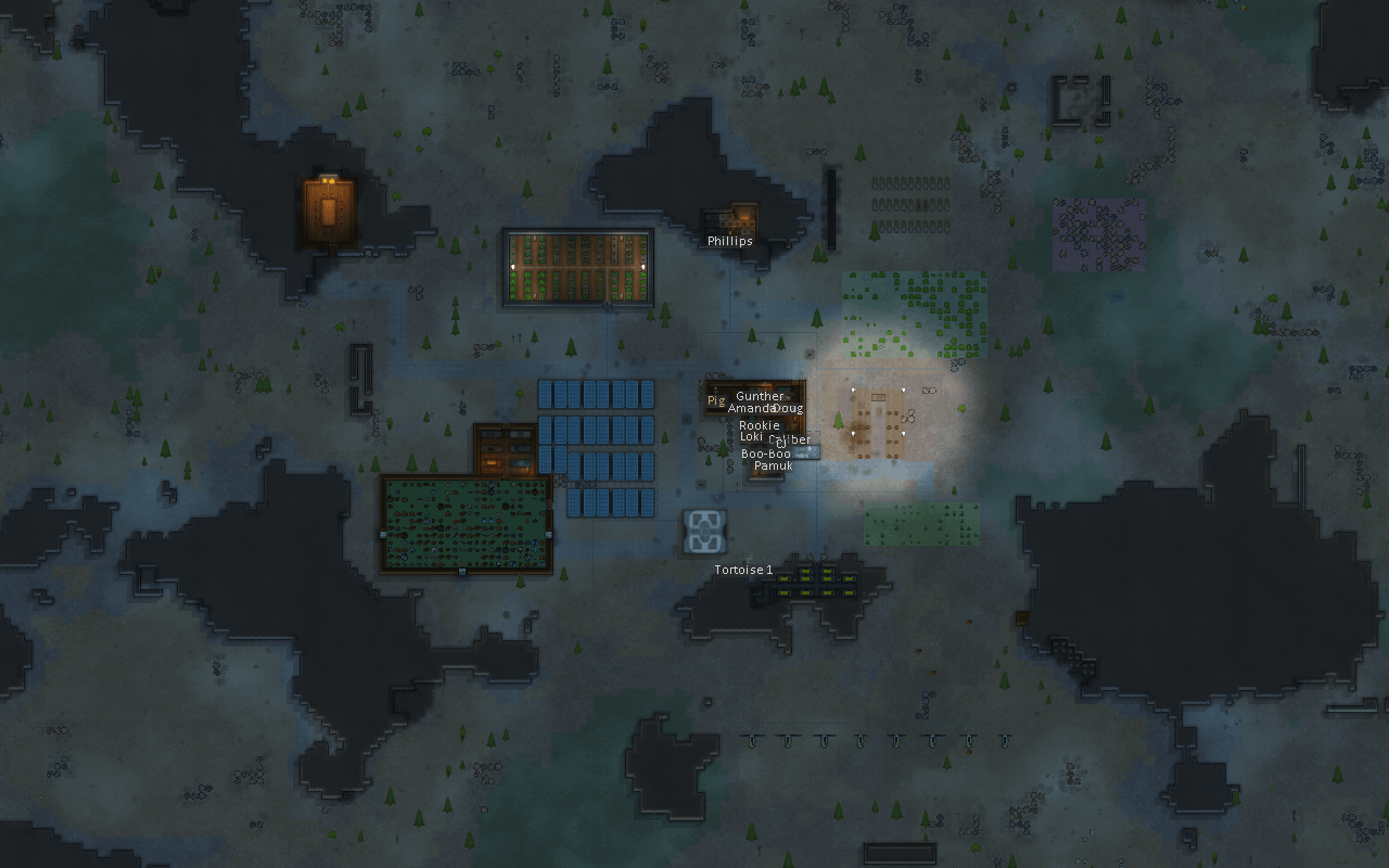 RimWorld Wallpapers - Wallpaper Cave