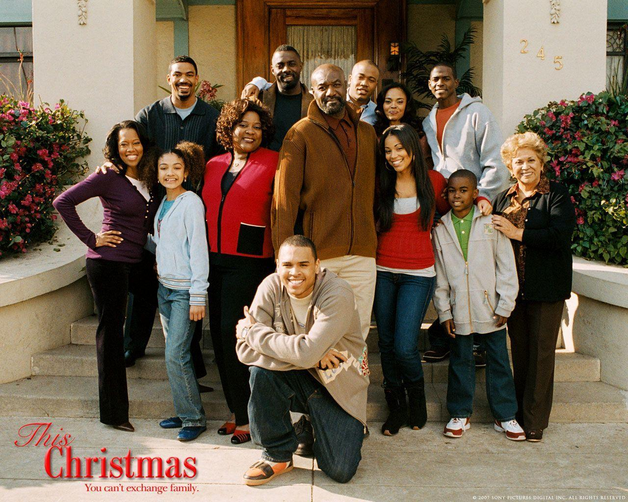 Chris Brown This Christmas.This Christmas Movie Chris Brown Wallpapers Wallpaper Cave