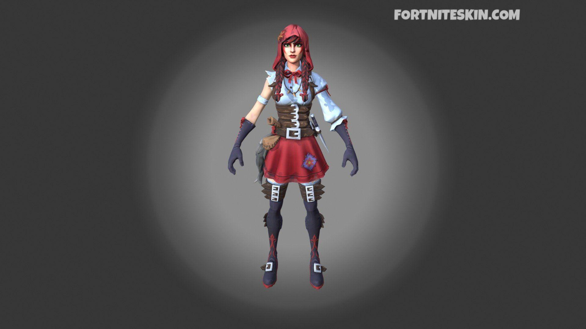 3D models tagged fortnite-outfit - Sketchfab