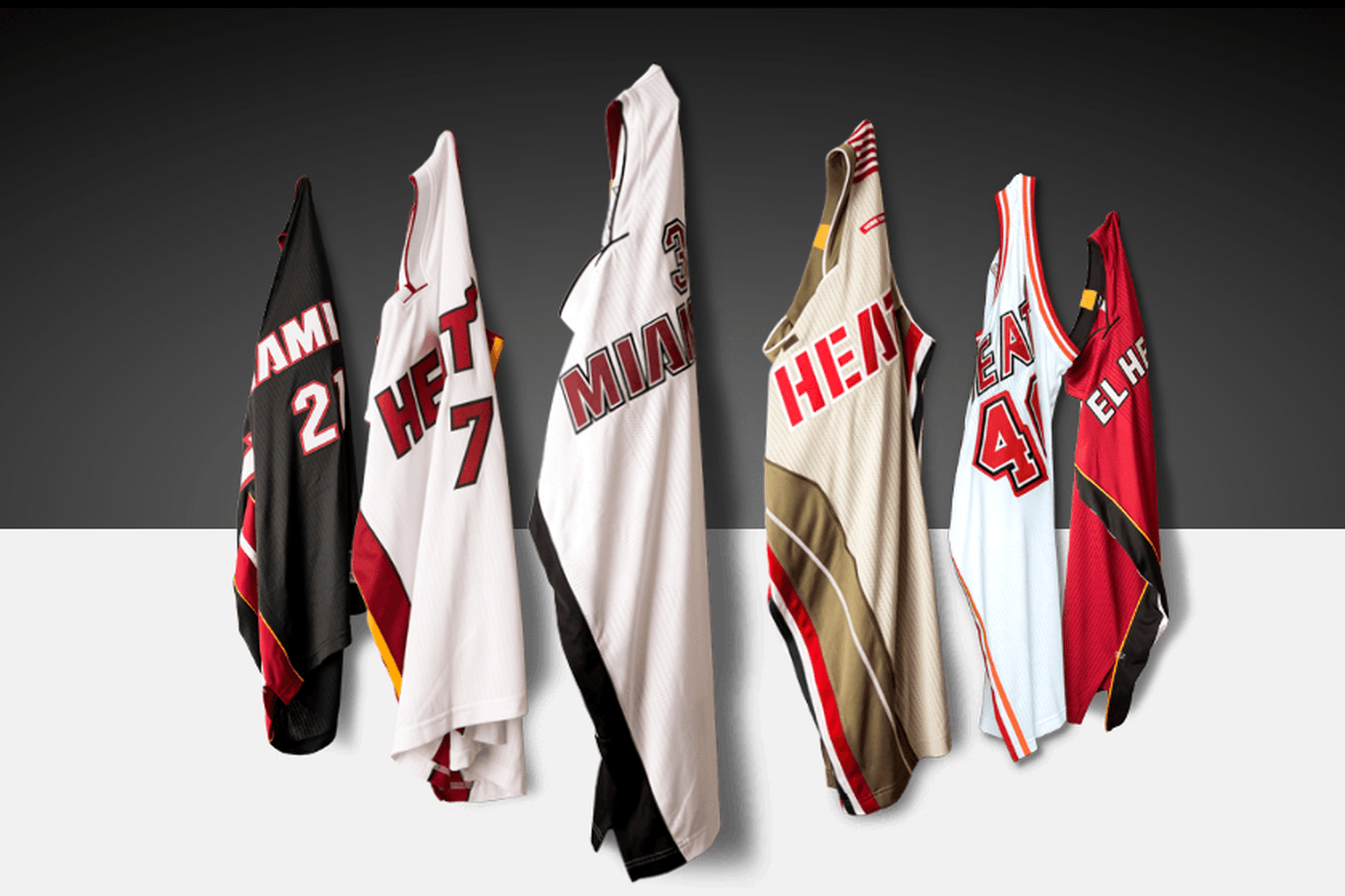 NBA Miami Heat Uniform wallpaper 2018 in Basketball