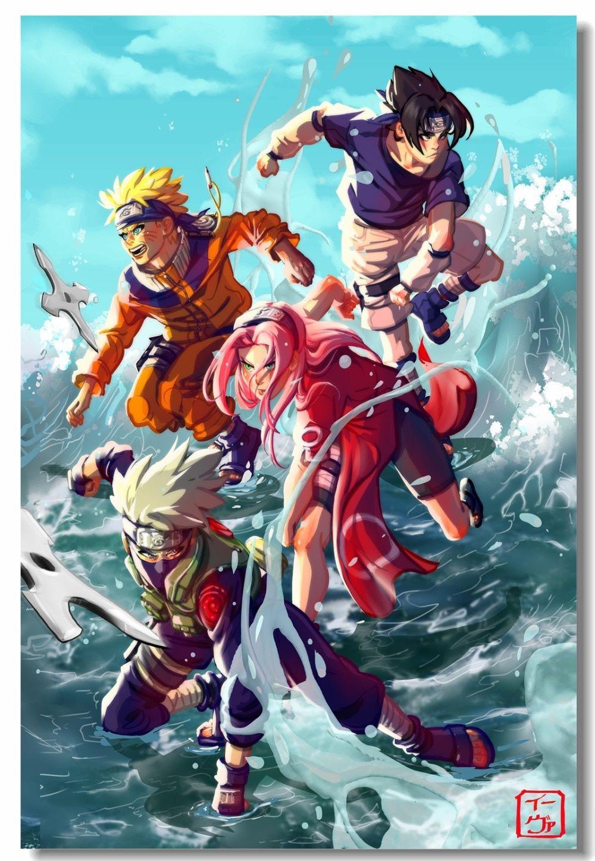 Naruto And Sasuke Kids Wallpapers - Wallpaper Cave