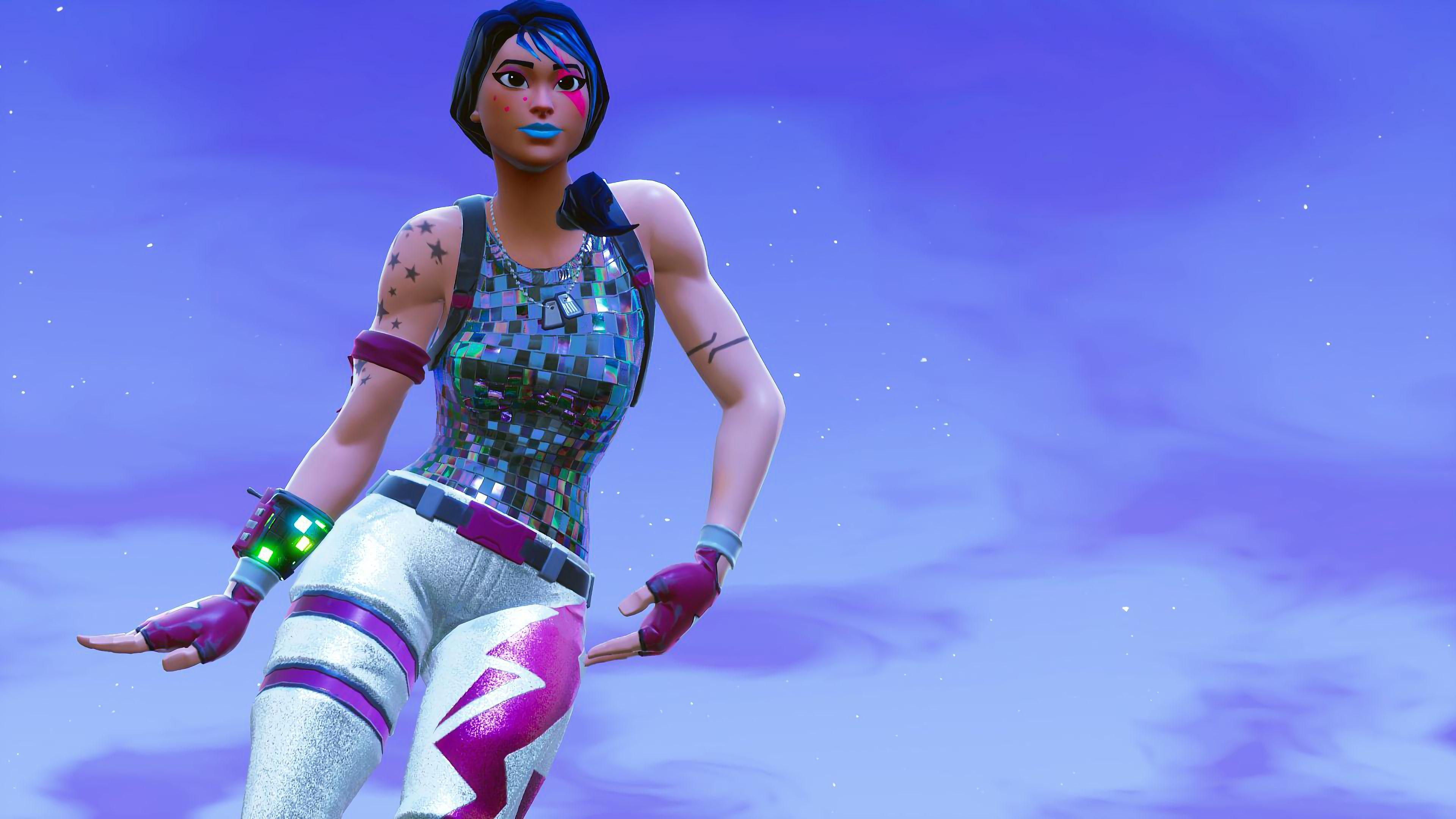 Sparkle Specialist, Dancing, Fortnite Battle Royale, Video Game ...