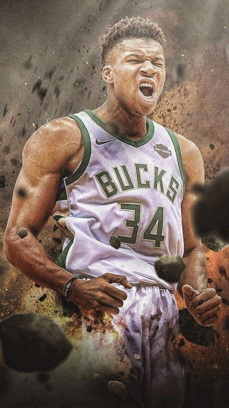 Giannis Antetokounmpo 2019 Wallpapers Wallpaper Cave