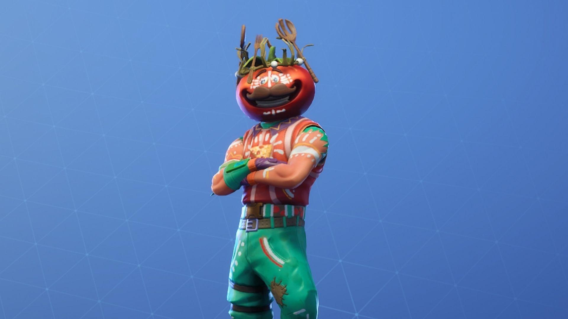Fortnite Tomatohead challenges – how to unlock the Tomatohead Crown ...