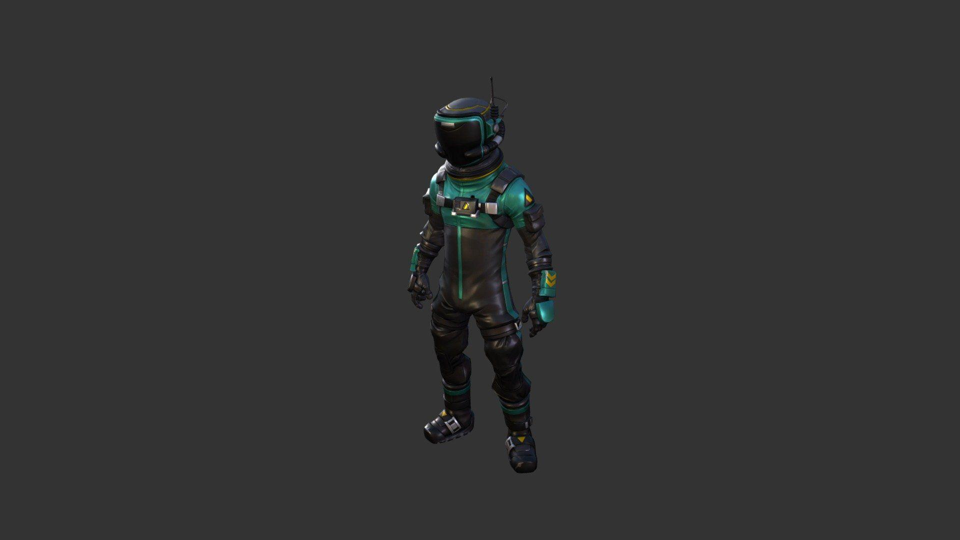 Toxic Trooper Outfit
