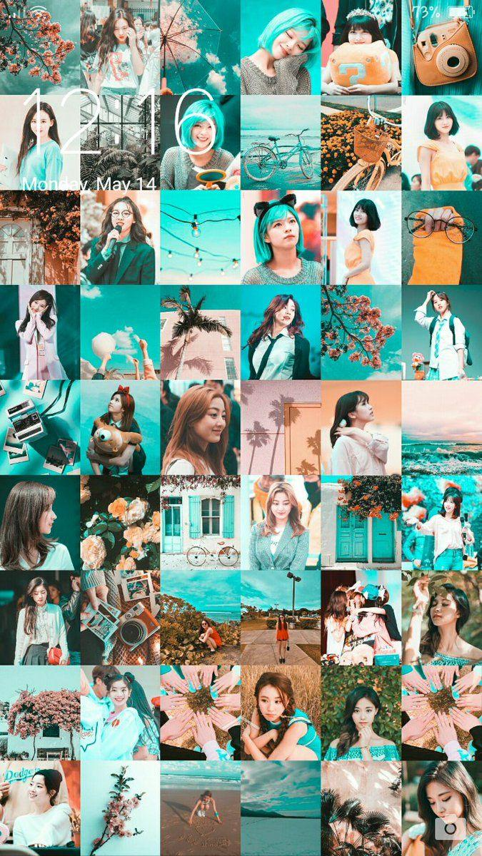 Twice Aesthetic Wallpapers - Wallpaper Cave