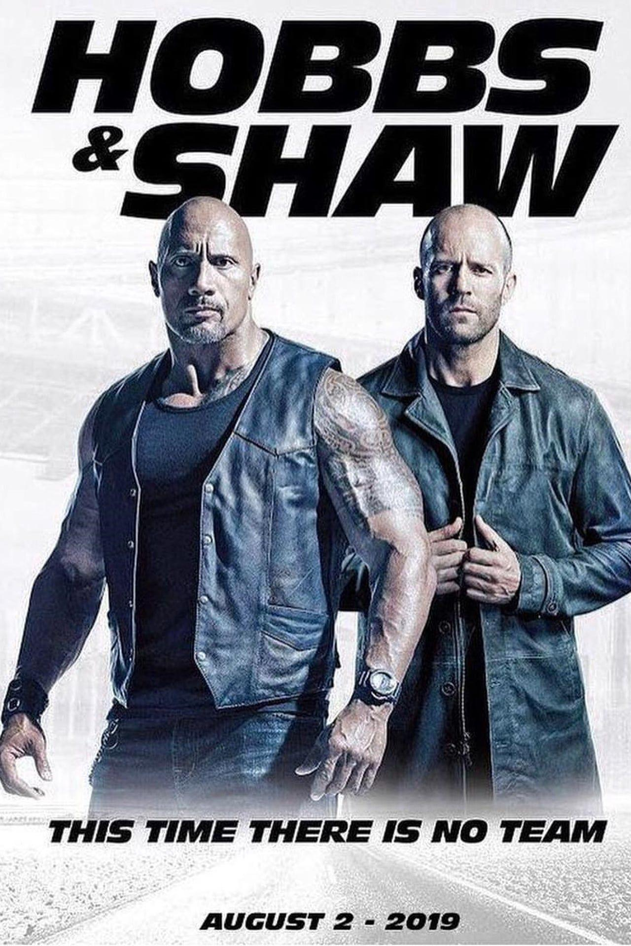Hobbs And Shaw Wallpapers Wallpaper Cave