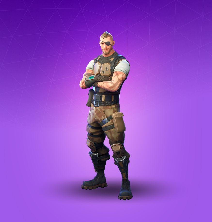 Name The Fortnite Skin Quiz - By NCGRAMMAR